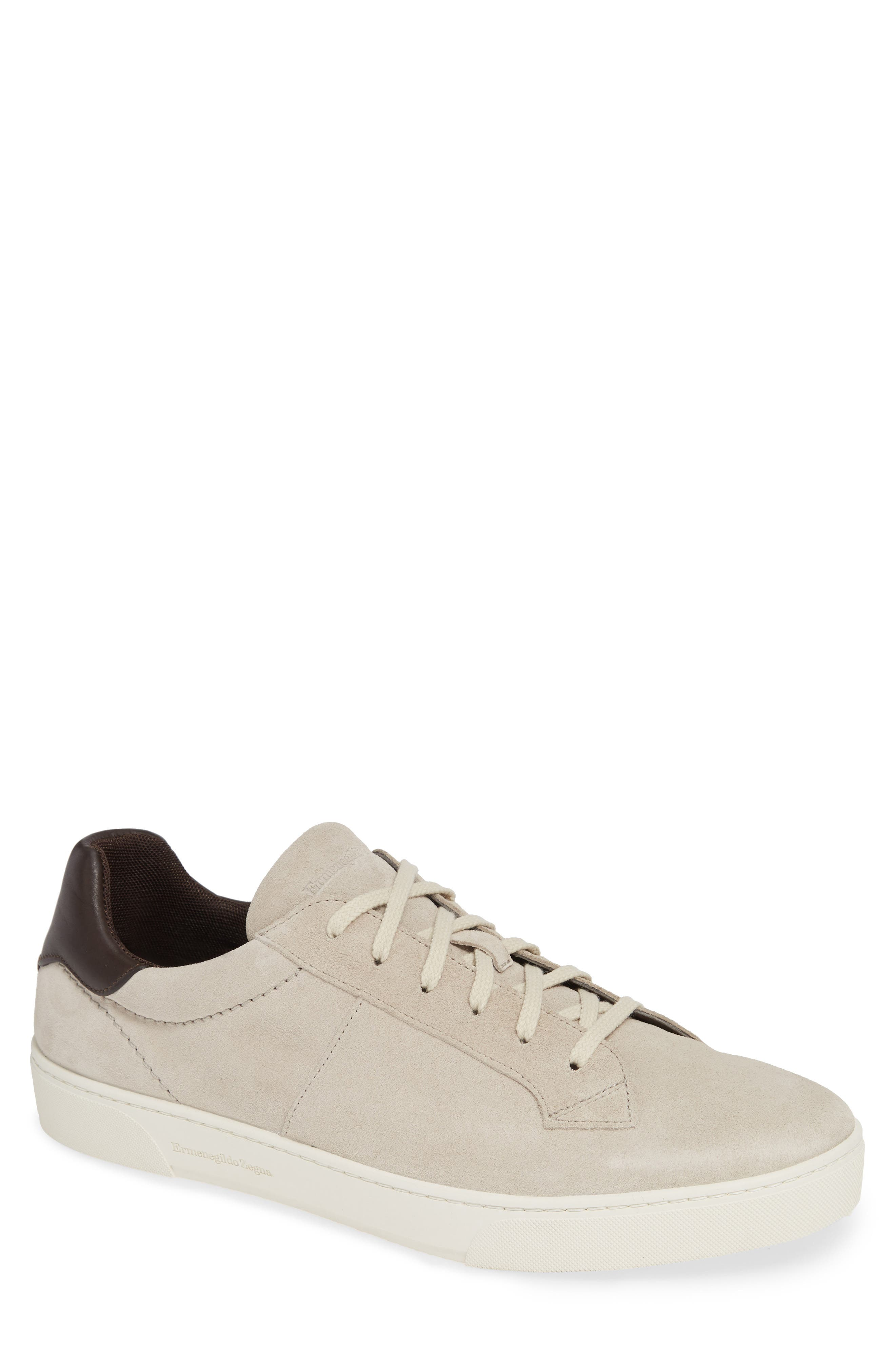 Sneaker,                         Main,                         color, IVORY