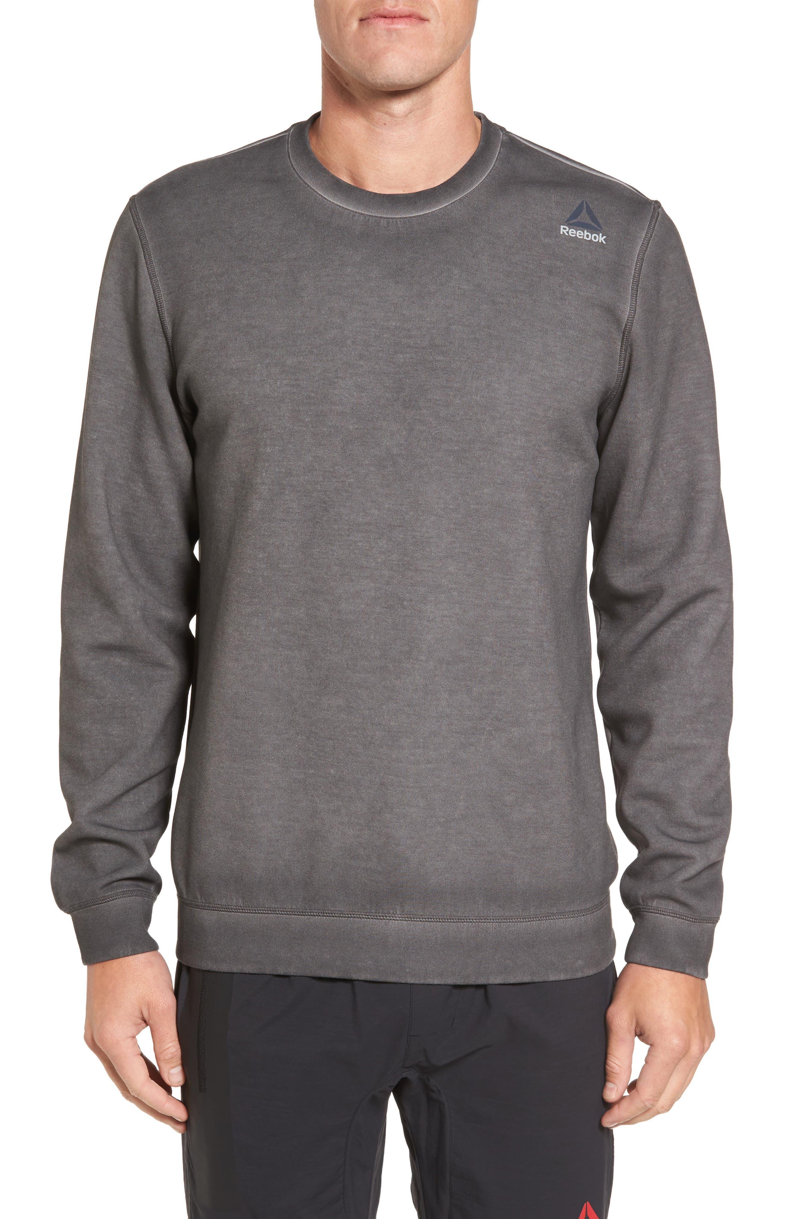 Dirty Wash Sweatshirt,                         Main,                         color, 040