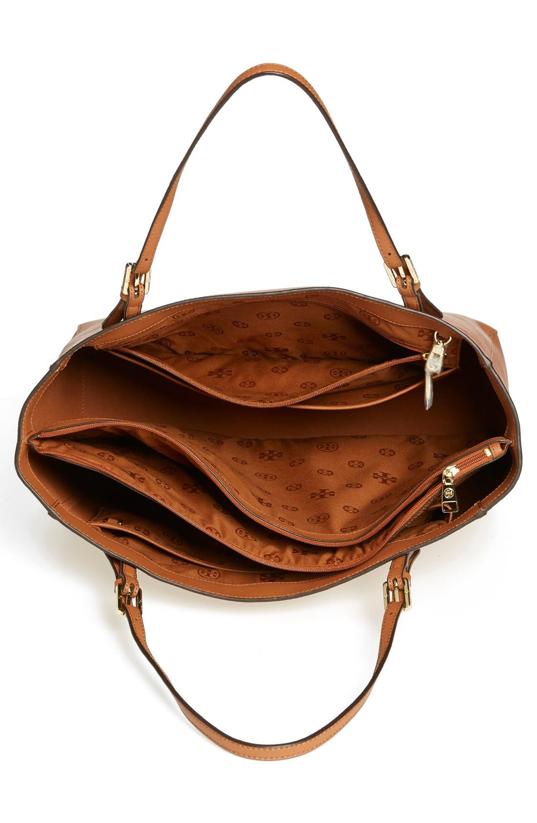 'York' Buckle Tote,                             Alternate thumbnail 81, color,