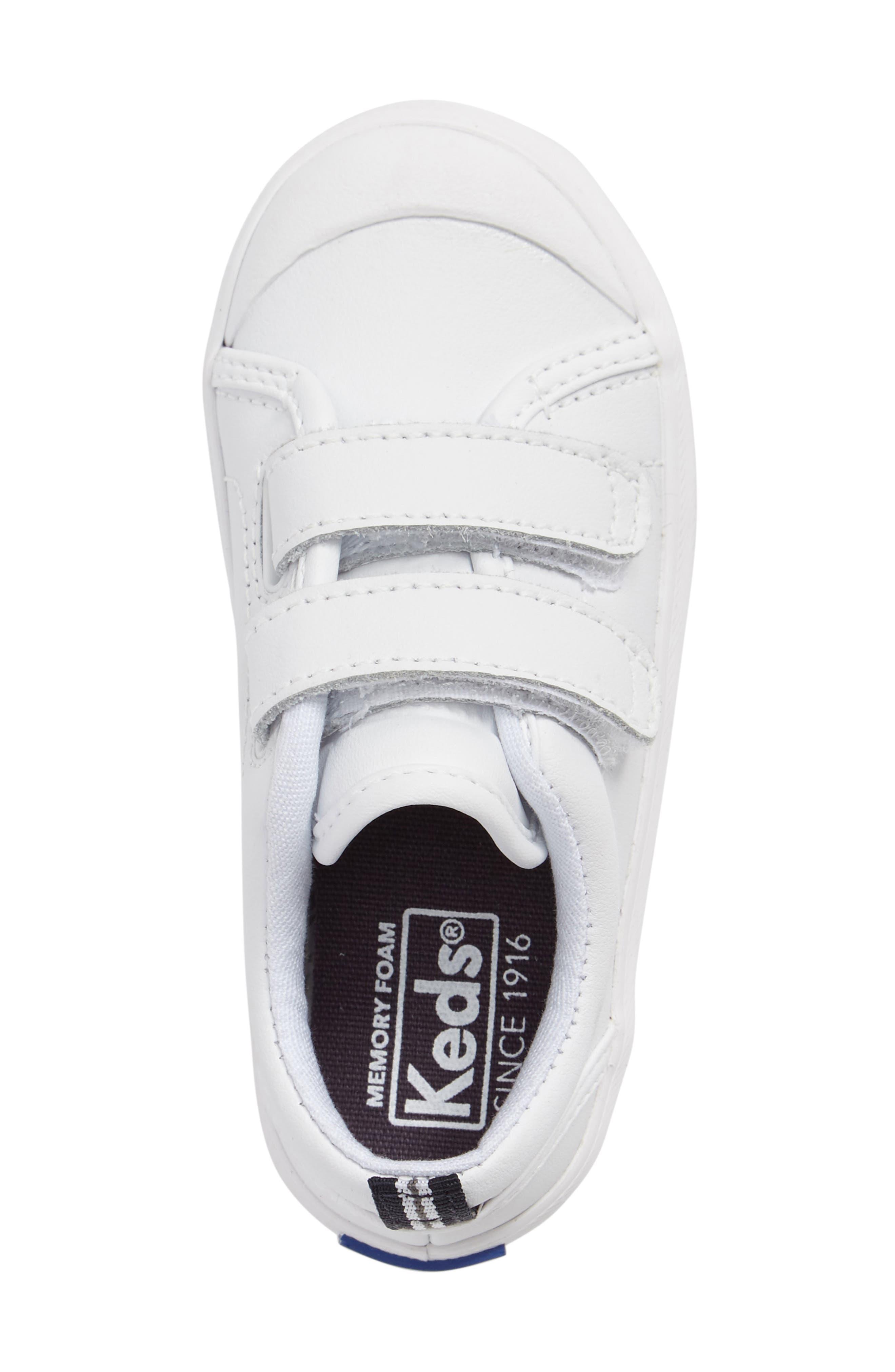 'Graham' Hook & Loop Sneaker,                             Alternate thumbnail 5, color,