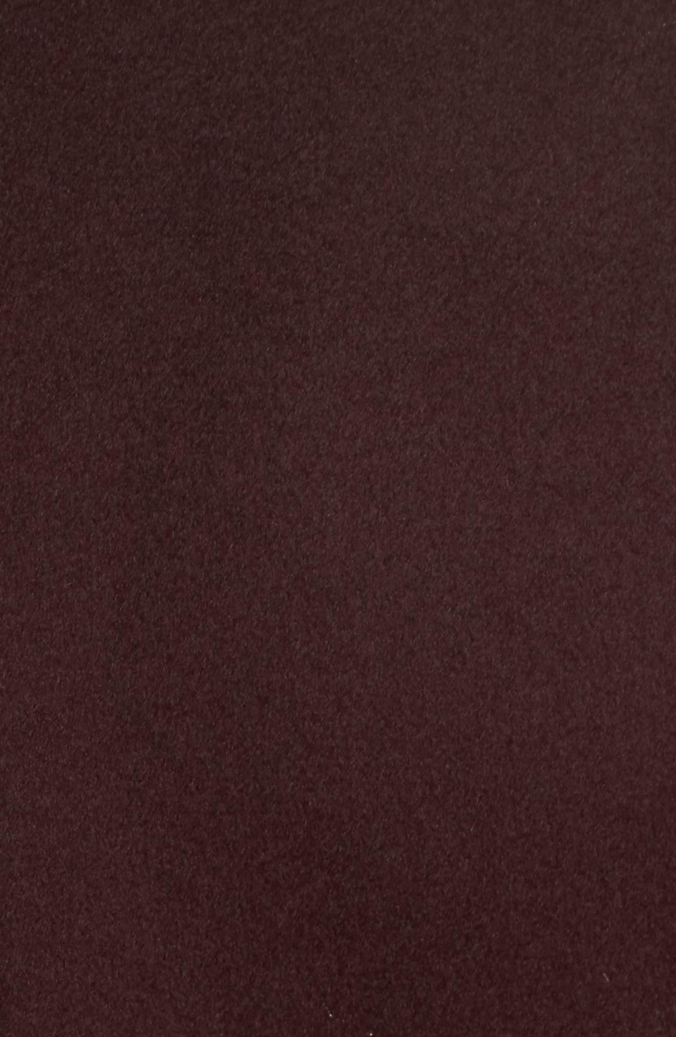 Luna Wool Blend Wrap Coat,                             Alternate thumbnail 12, color,