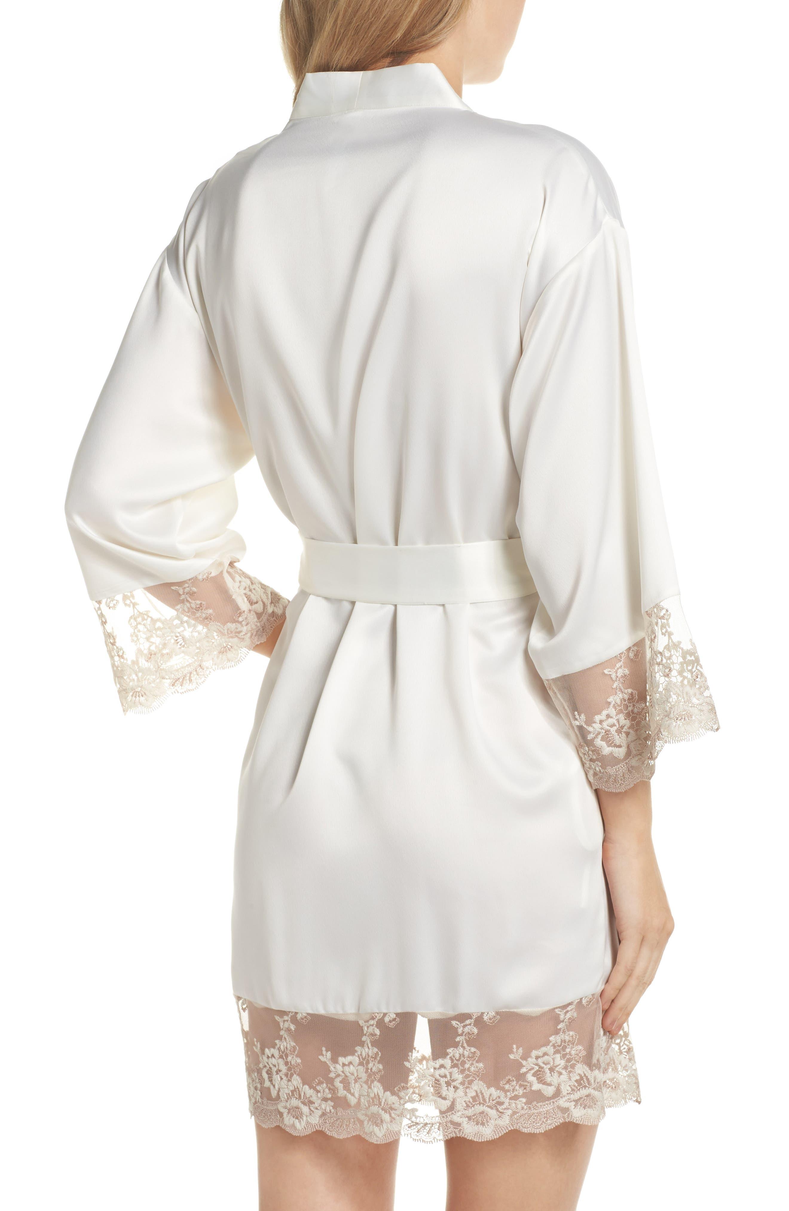 Rosa Kimono Robe,                             Alternate thumbnail 2, color,