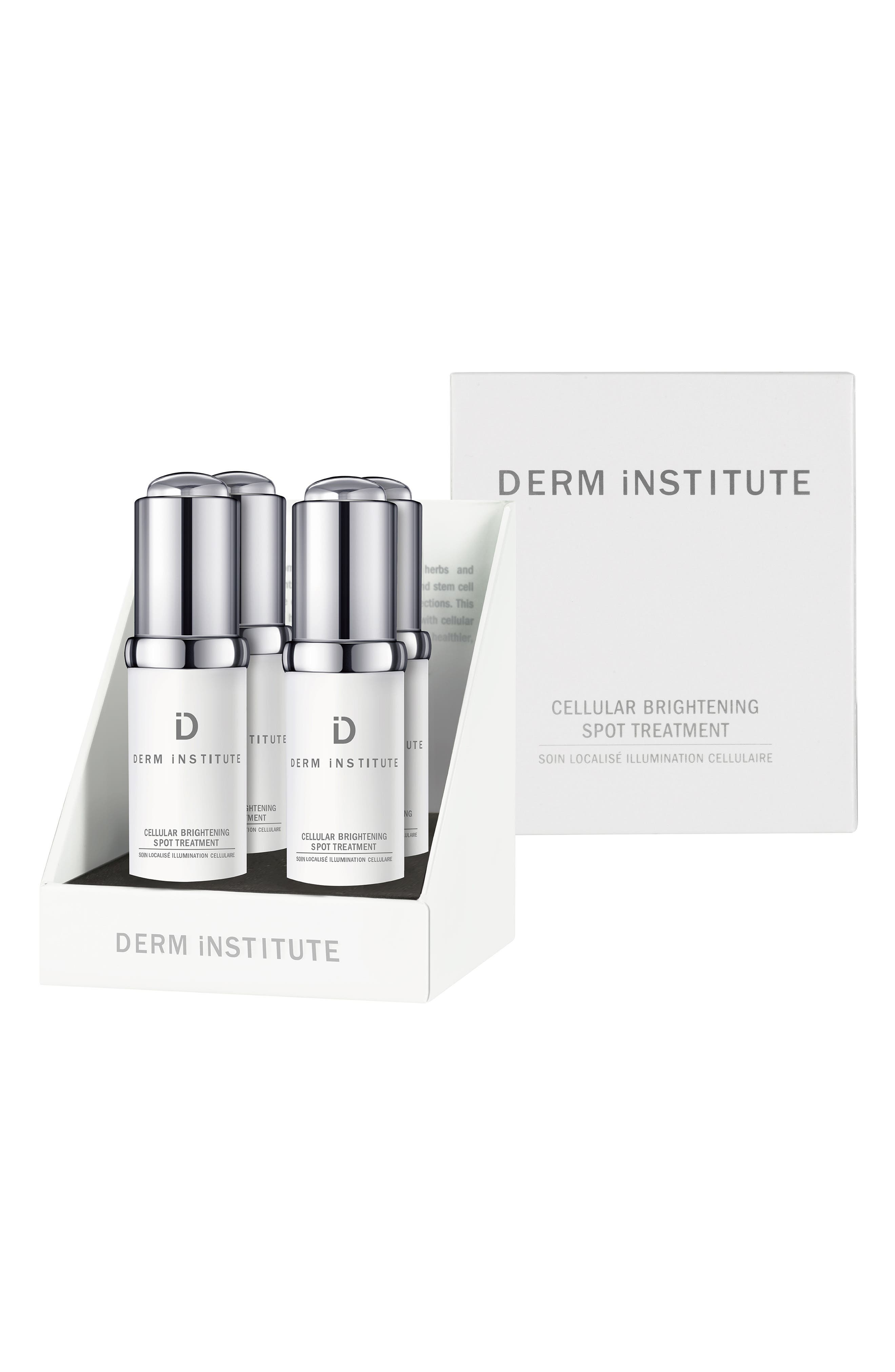 SPACE.NK.apothecary Derm Institute Cellular Brightening Spot Treatment,                             Alternate thumbnail 3, color,                             000