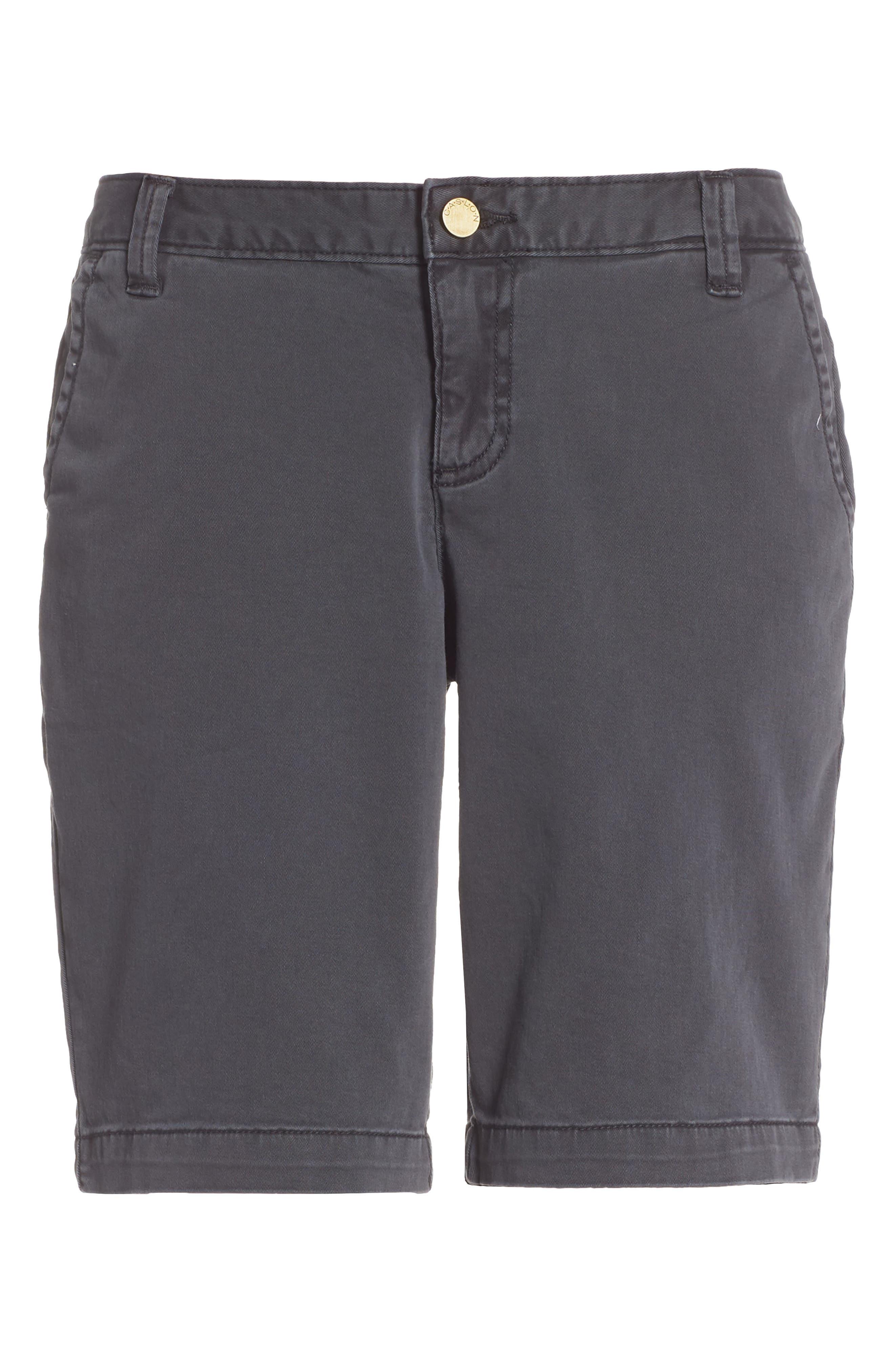 Twill Shorts,                             Alternate thumbnail 56, color,