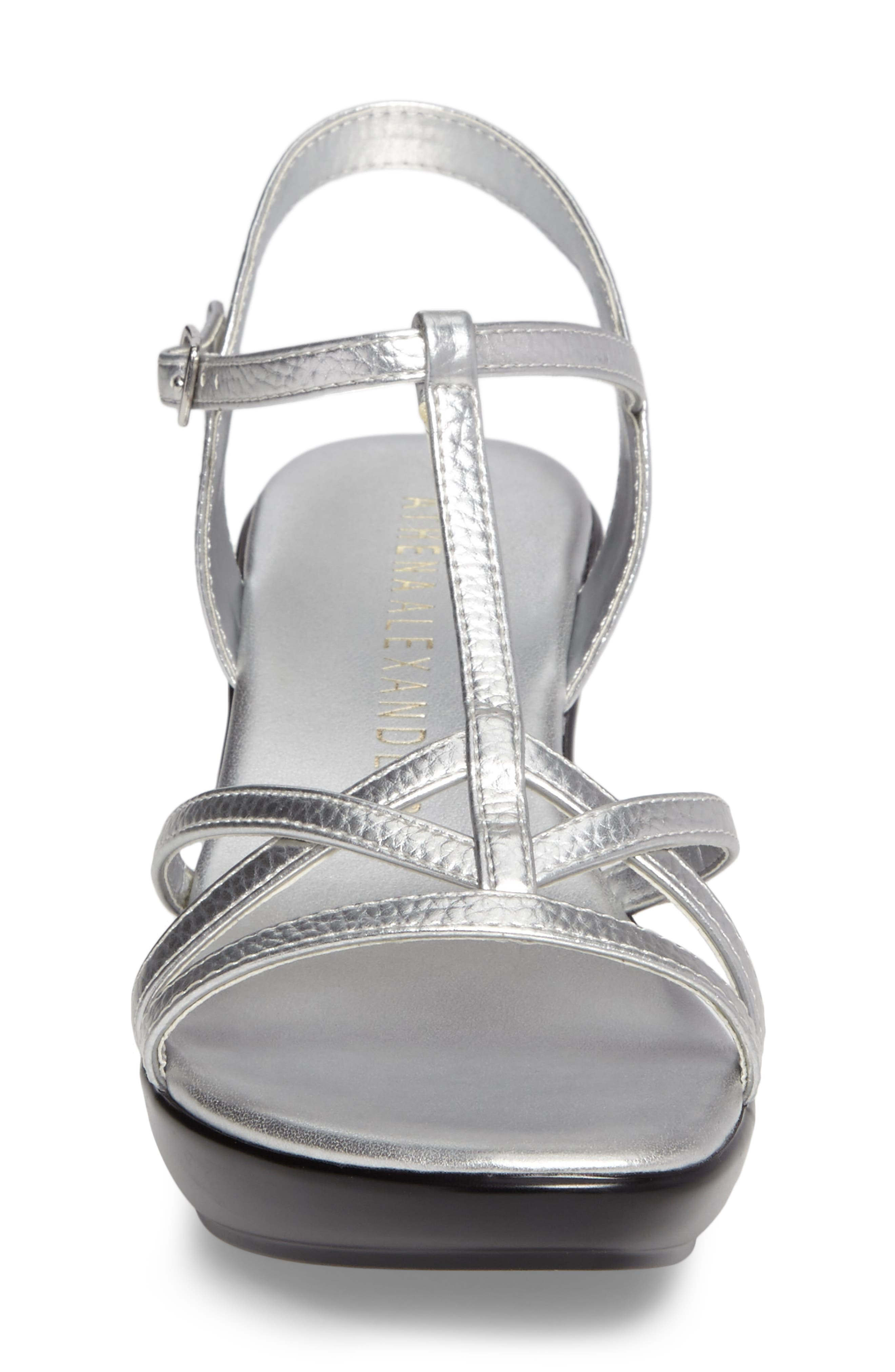 Cassort T-Strap Sandal,                             Alternate thumbnail 8, color,
