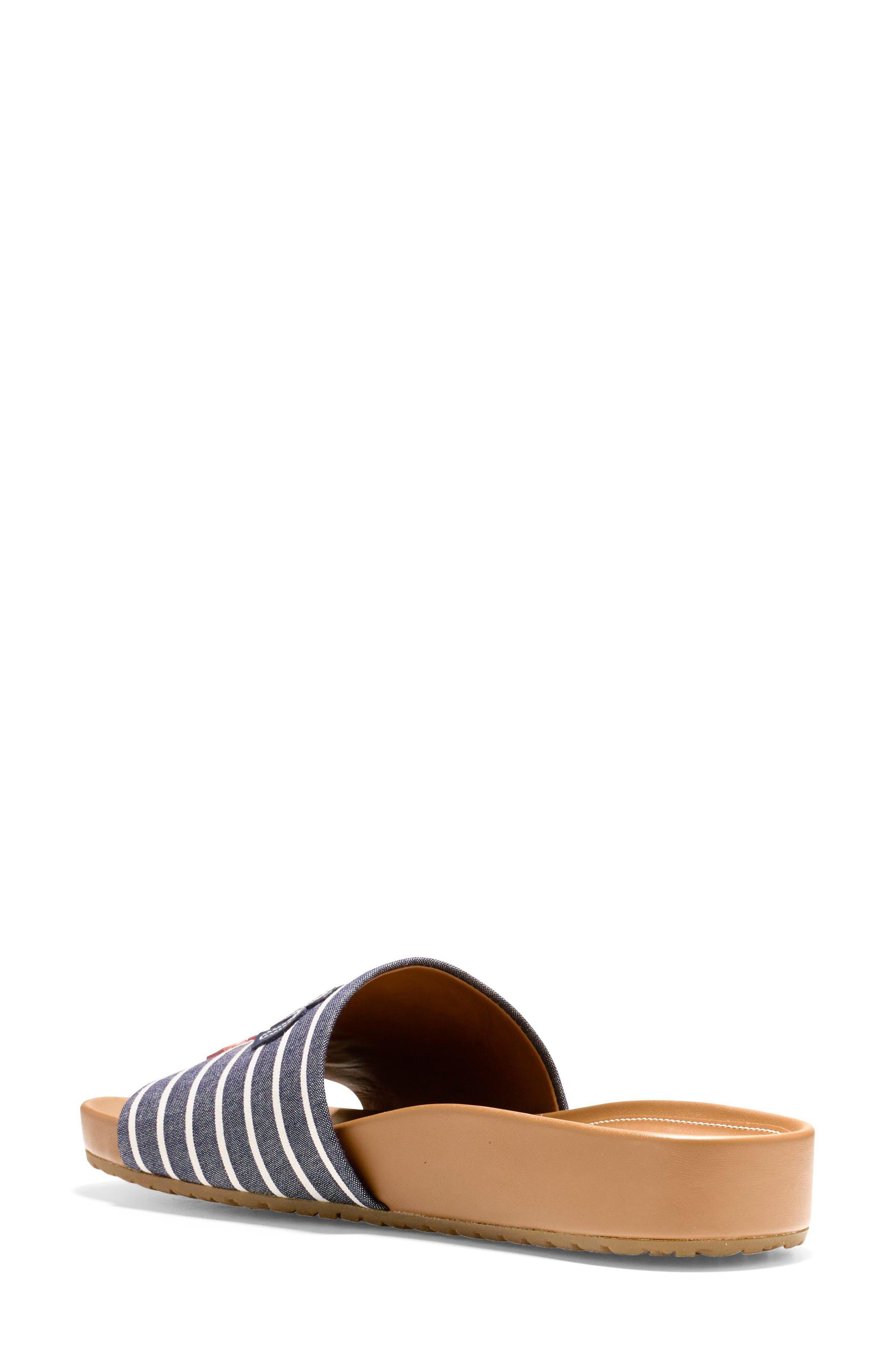 Pinch Montauk Lobster Slide Sandal,                             Alternate thumbnail 5, color,
