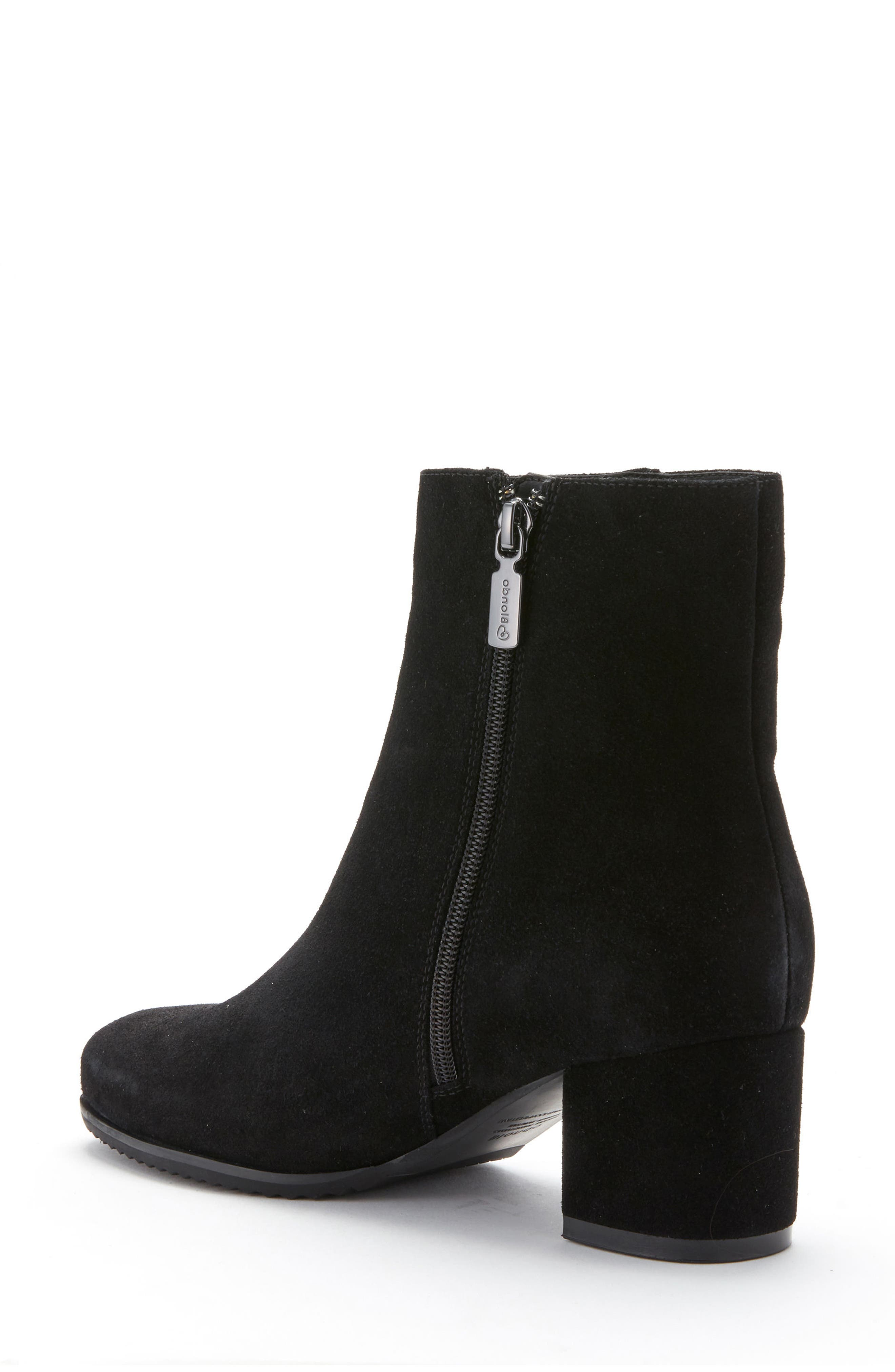 Alida Waterproof Bootie,                             Alternate thumbnail 2, color,