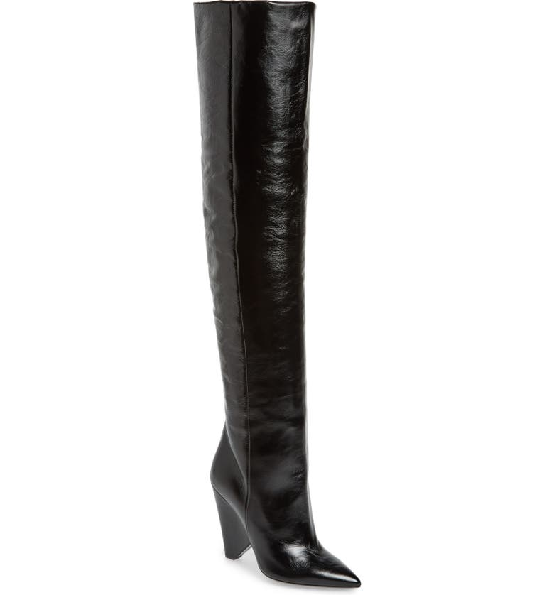 d5ec9a116d4b Saint Laurent Niki Over the Knee Boot (Women)