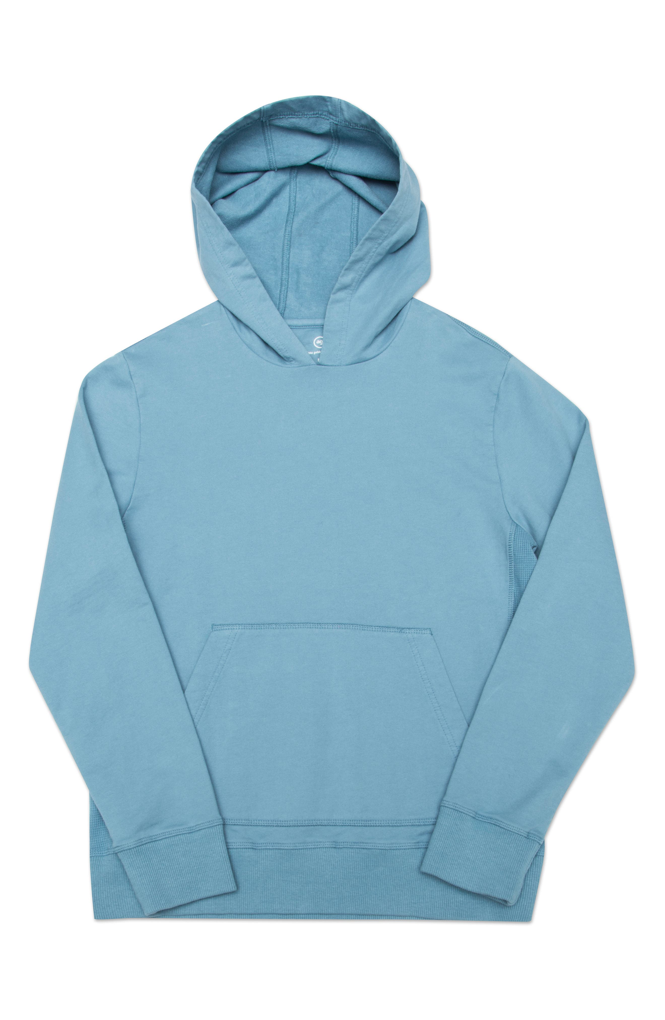 AG ADRIANO GOLDSCHMIED KIDS,                             Cain Hoodie,                             Main thumbnail 1, color,                             416