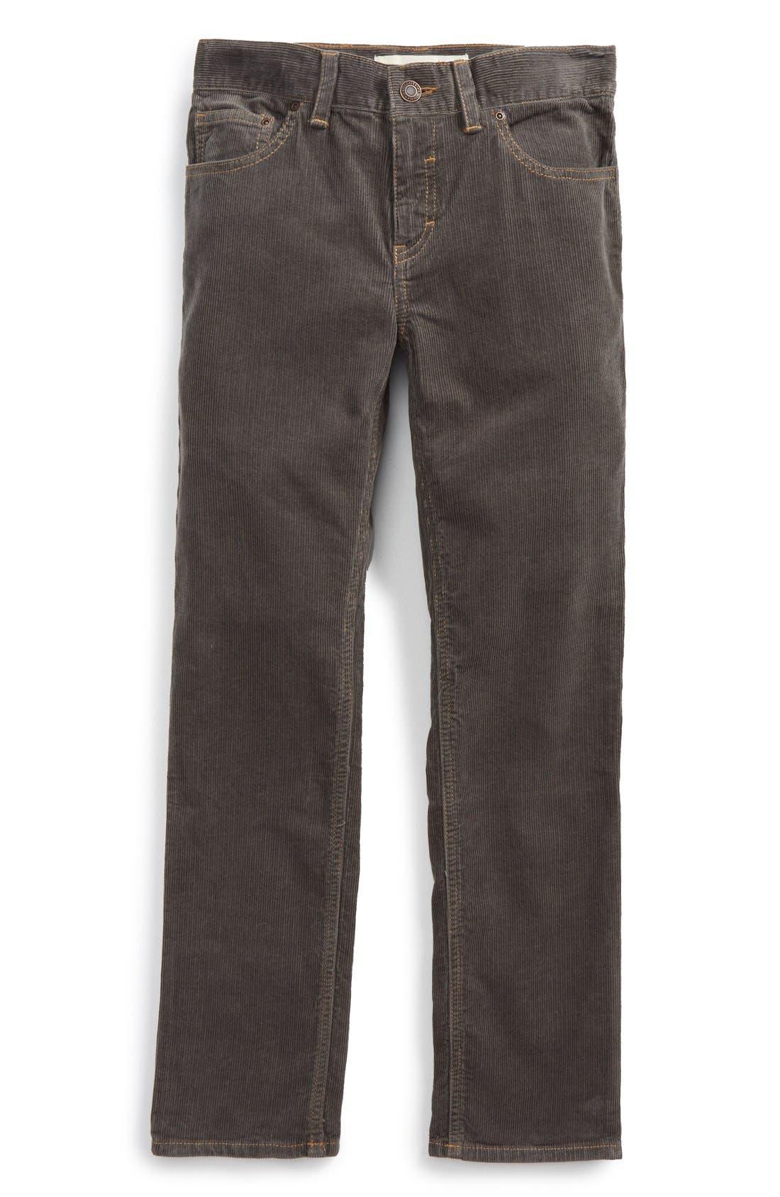 'Townsend' Corduroy Pants,                             Main thumbnail 4, color,