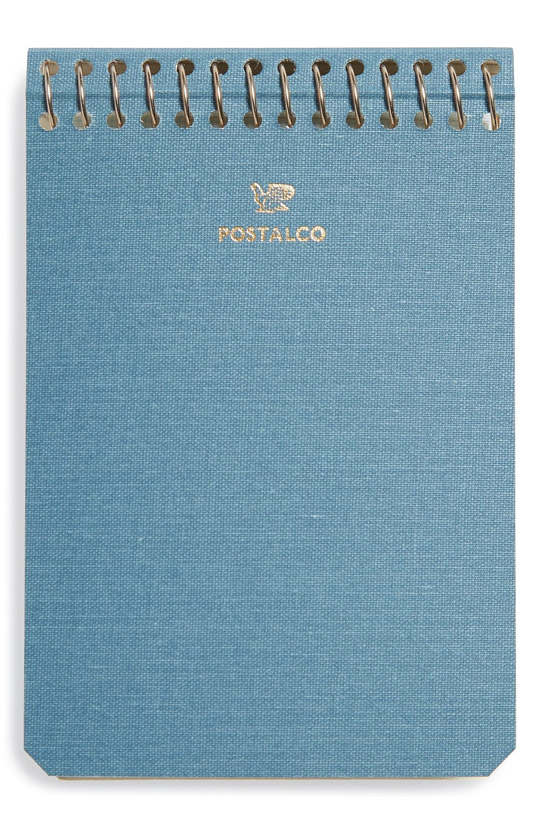 POSTALCO,                             A7 Flip Top Notebook,                             Main thumbnail 1, color,                             450