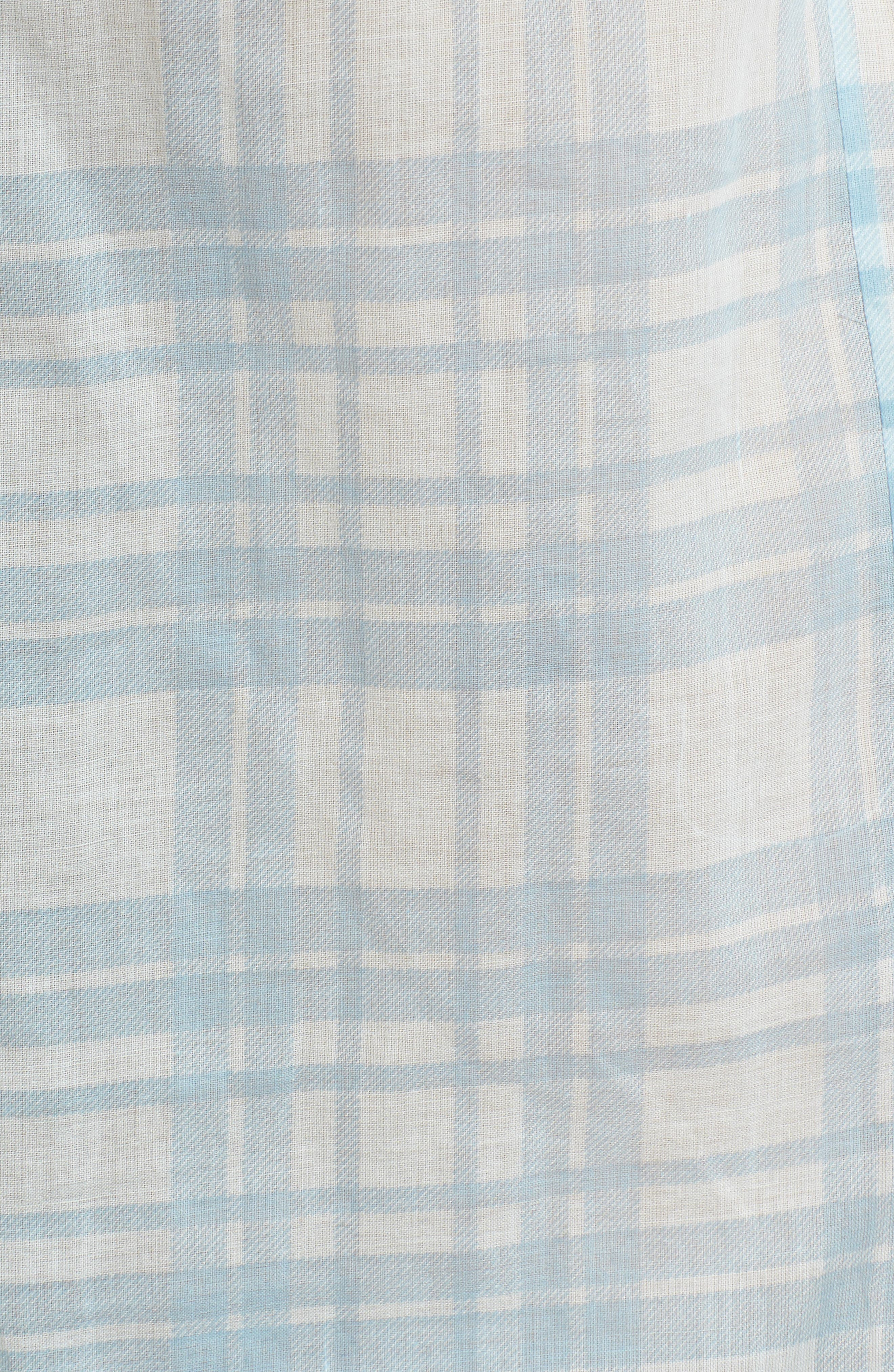 Pleated Detail Top,                             Alternate thumbnail 5, color,                             450