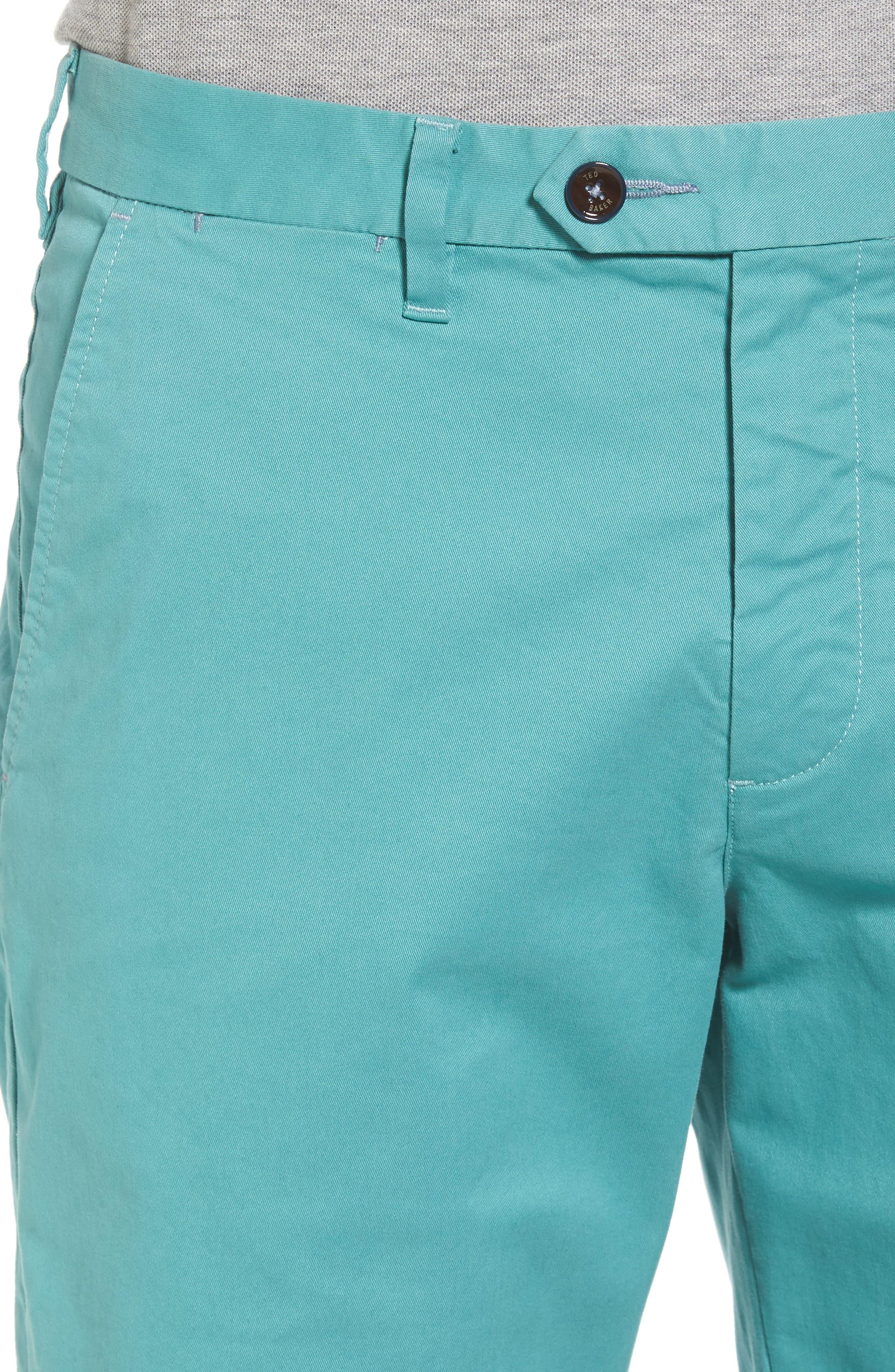 Proshtt Stretch Cotton Shorts,                             Alternate thumbnail 4, color,                             339