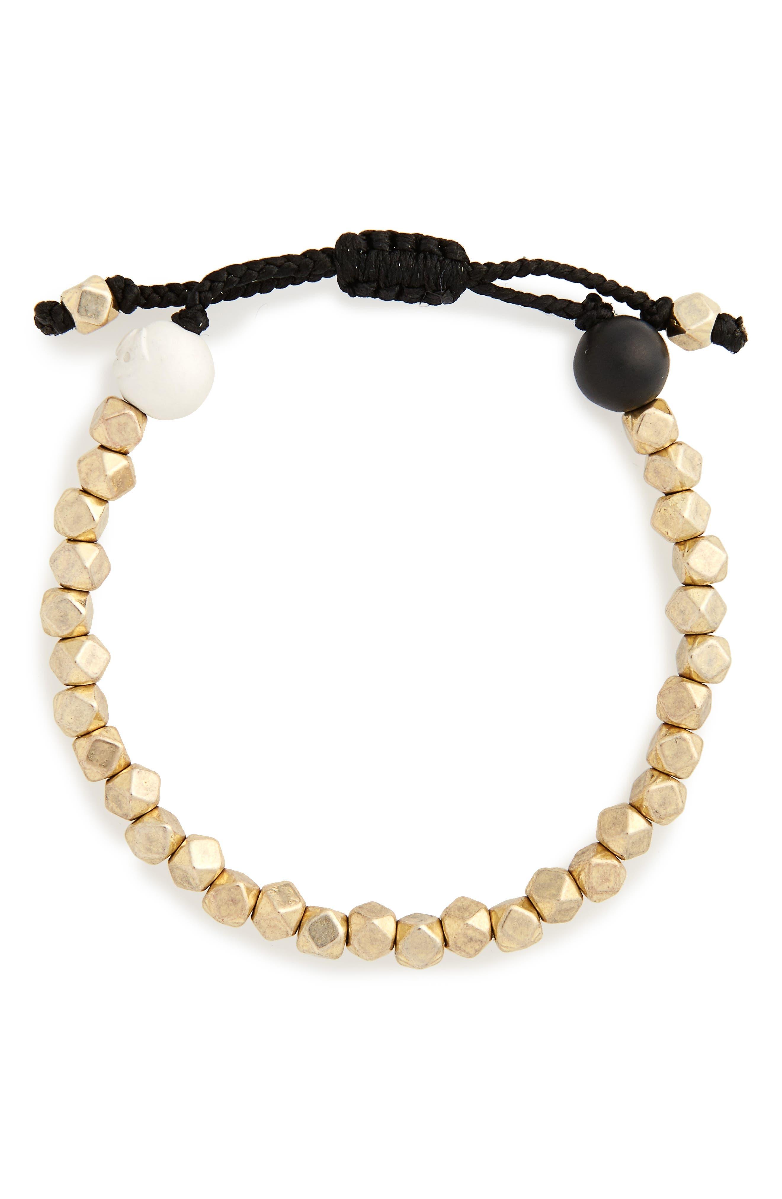 Multi Bead Bracelet,                             Main thumbnail 1, color,                             710