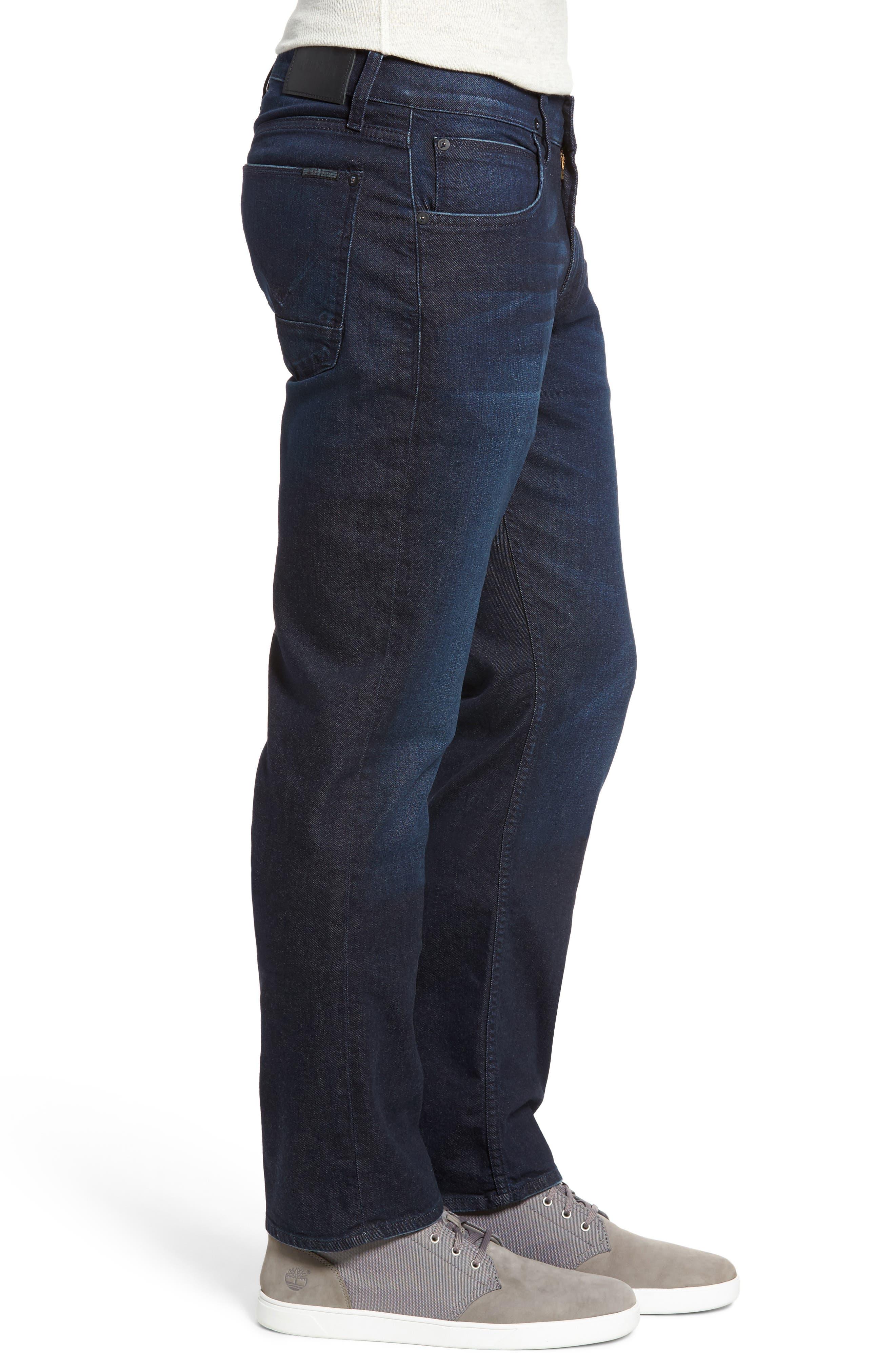 Byron Slim Straight Leg Jeans,                             Alternate thumbnail 3, color,