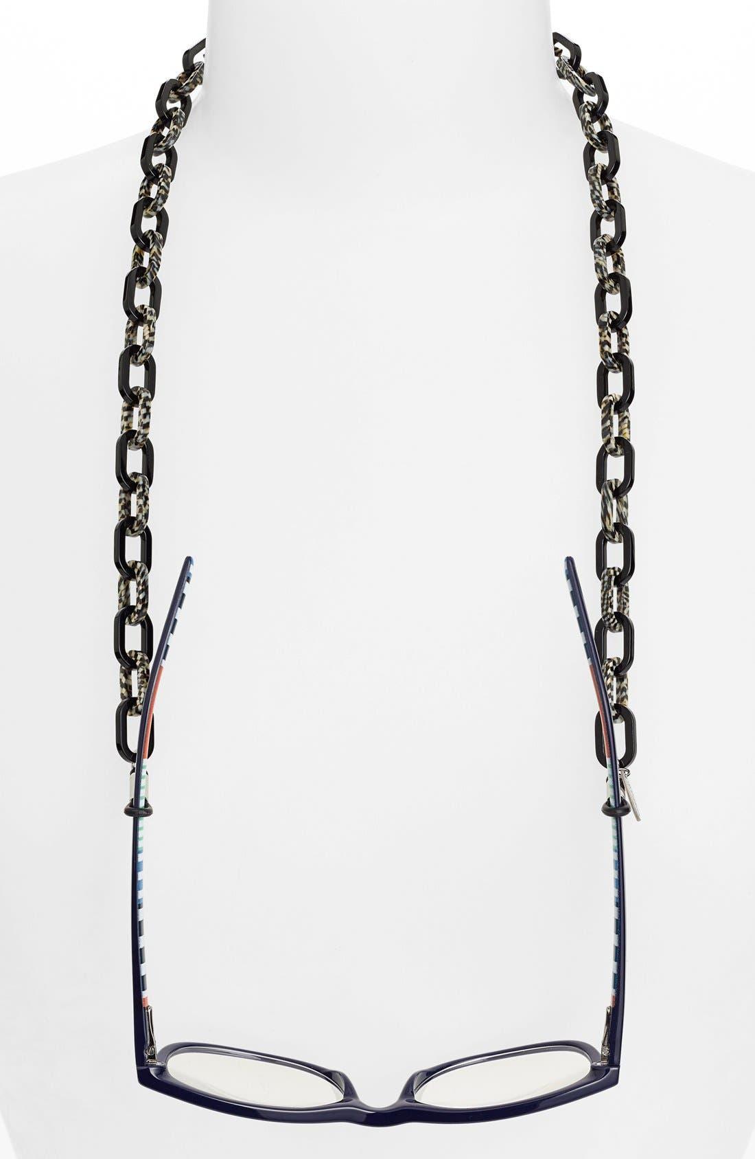 'Brynn' Oval Link Eyewear Chain,                             Main thumbnail 1, color,                             003