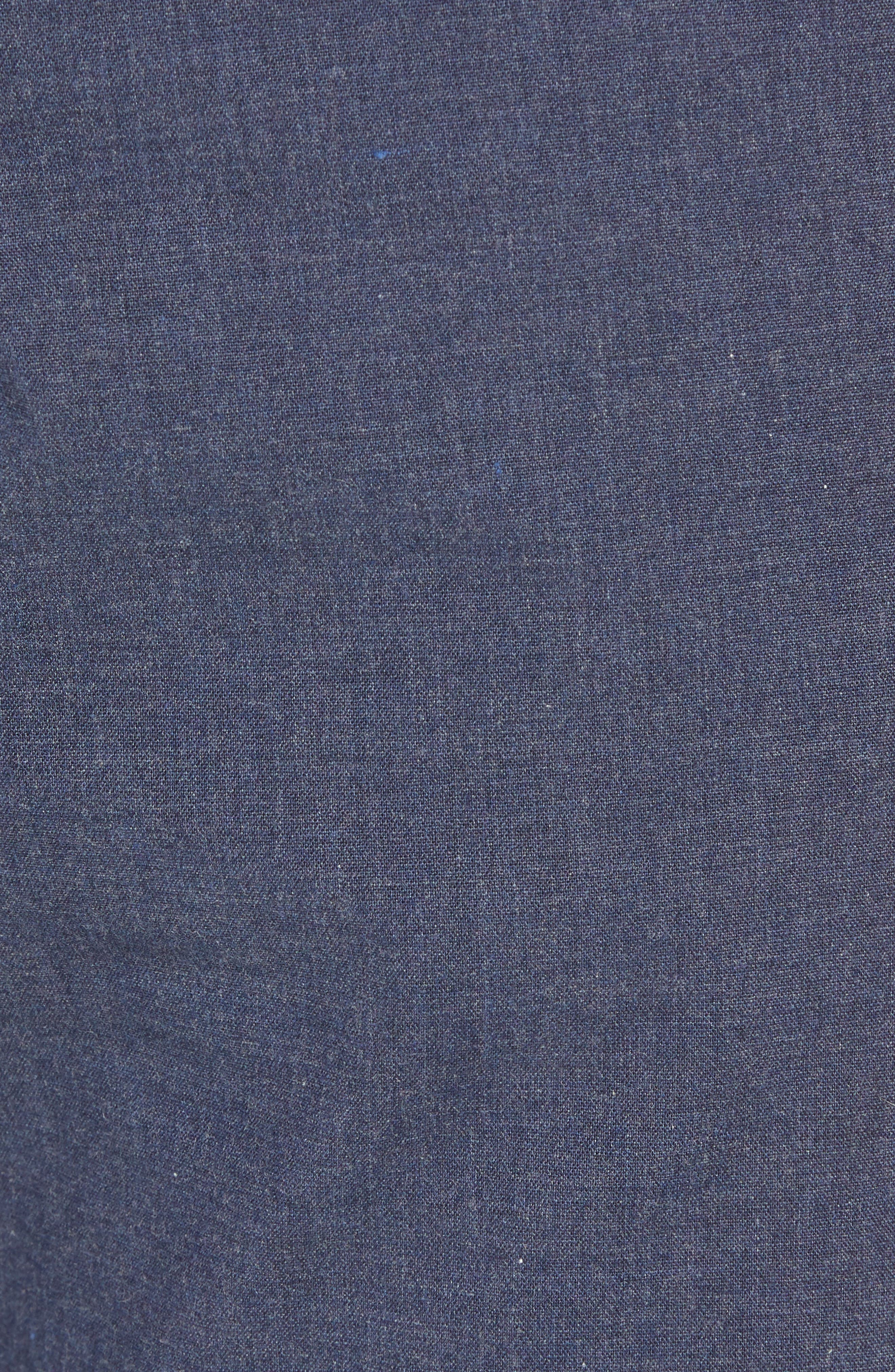 McKinney Regular Fit Straight Leg Pants,                             Alternate thumbnail 5, color,                             BLUE