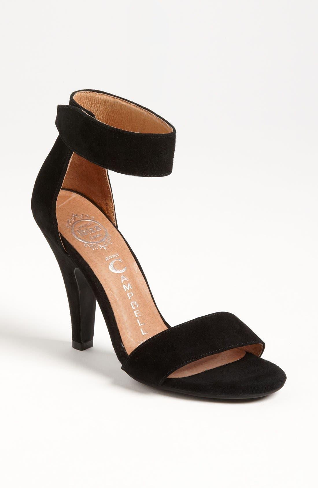 'Foxtrot' Sandal,                         Main,                         color, 004