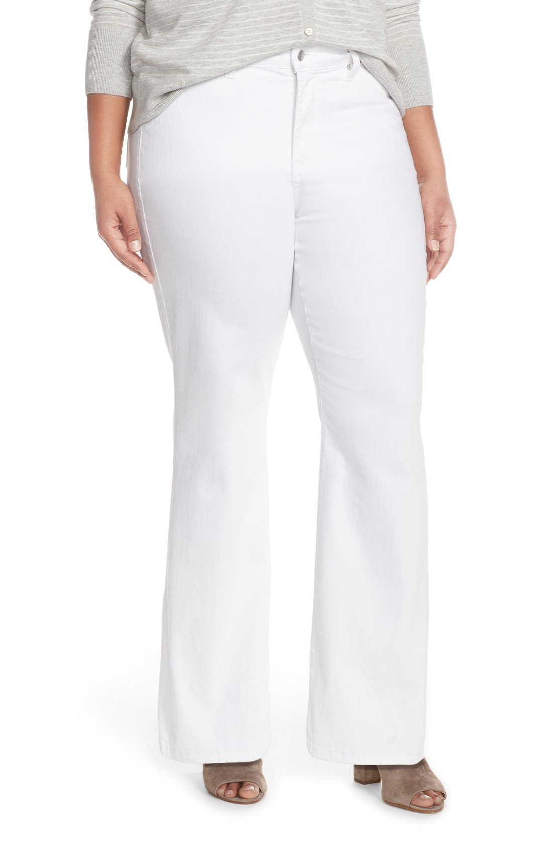 'Isabella' Stretch Trouser Jeans,                             Main thumbnail 2, color,