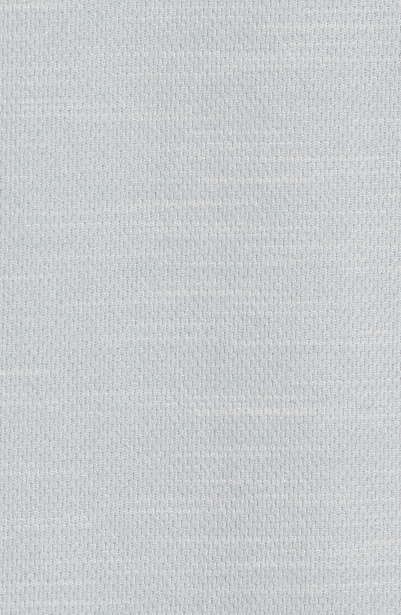 Hooded Pullover,                             Alternate thumbnail 5, color,                             GREY ZIRCON SPACEDYE