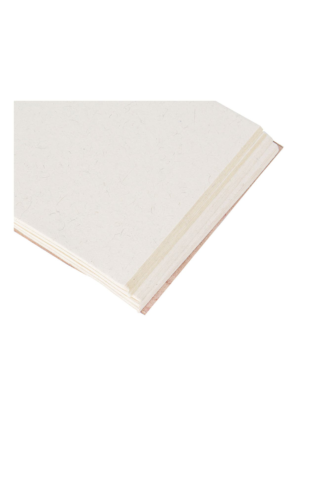 Best Day Ever Leather Guest Book,                             Alternate thumbnail 6, color,                             710