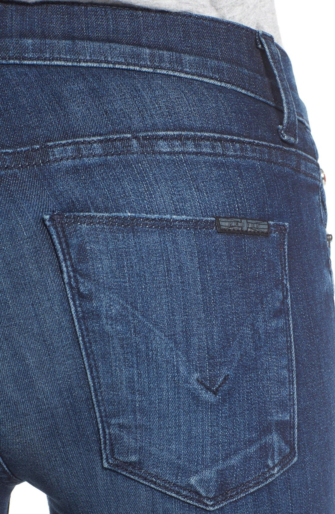 'Nico' Super Skinny Jeans,                             Alternate thumbnail 14, color,