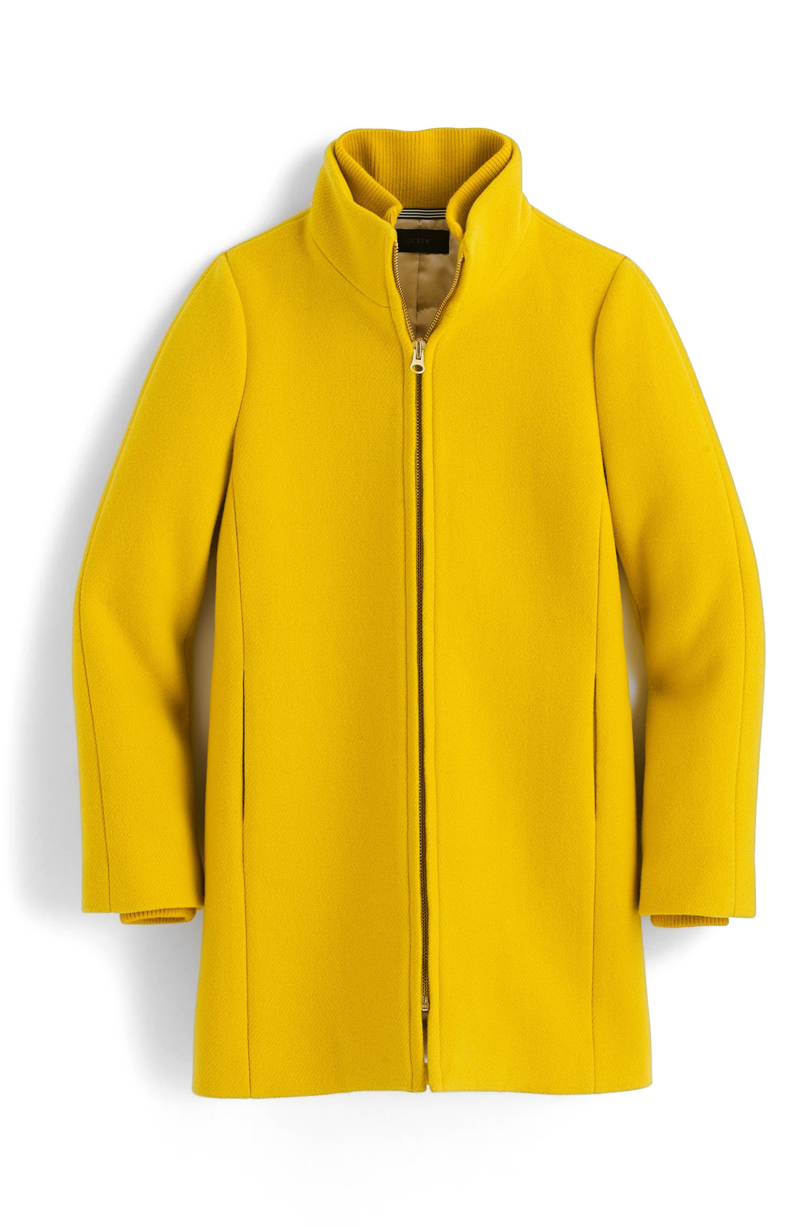 Yulia Wool Blend Coat,                             Main thumbnail 6, color,