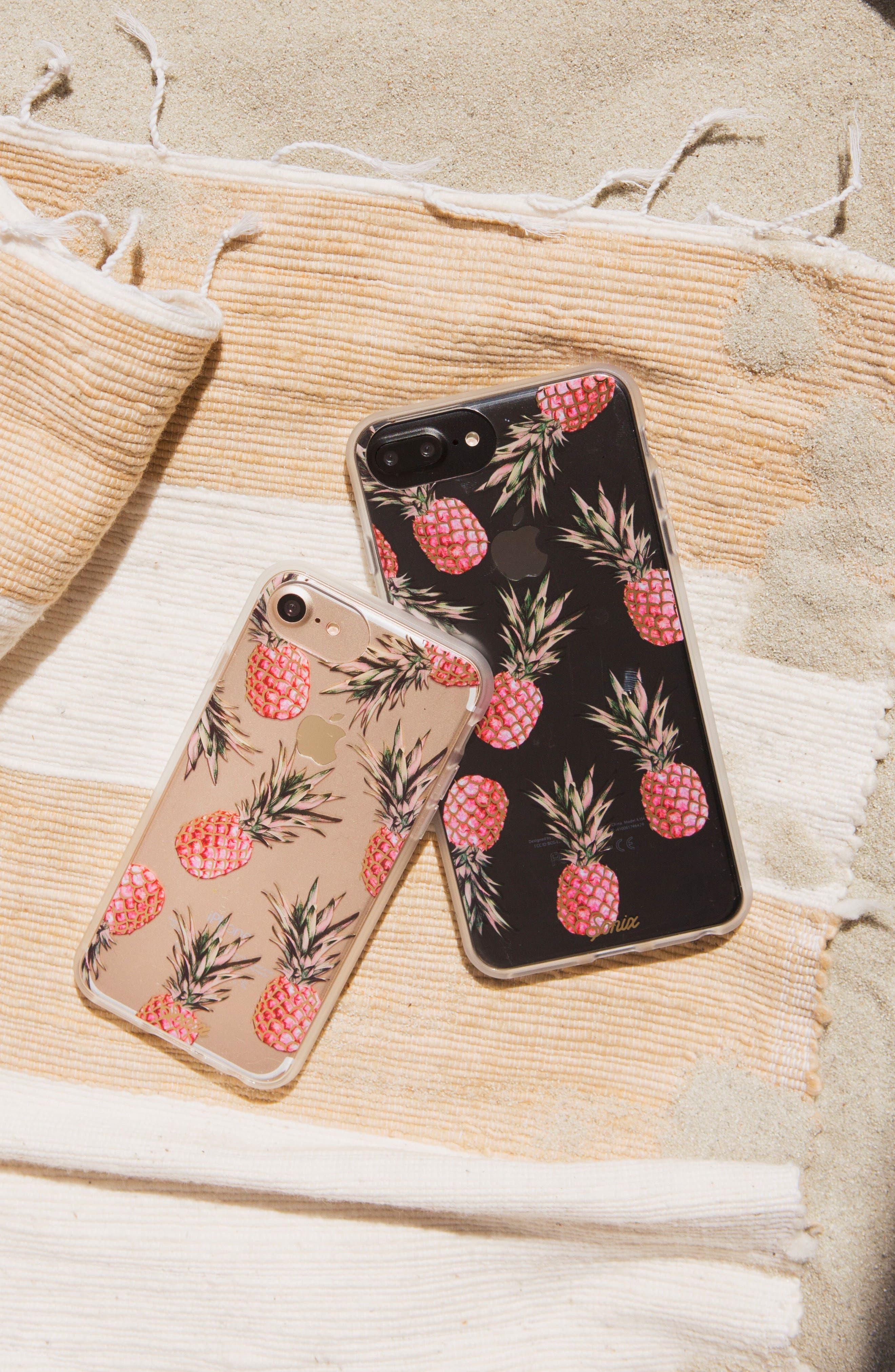 Pina Colada iPhone 6/6s/7/8 & 6/6s/7/8 Plus Case,                             Alternate thumbnail 3, color,                             200