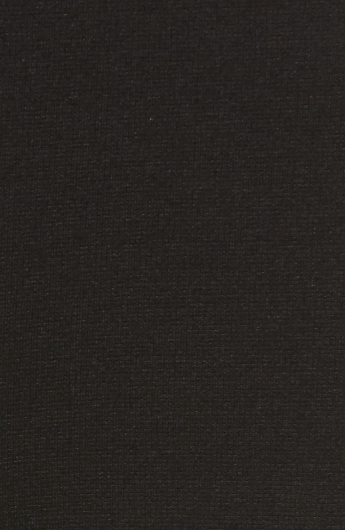 BP.,                             High-Waist Ankle Zip Leggings,                             Alternate thumbnail 5, color,                             001
