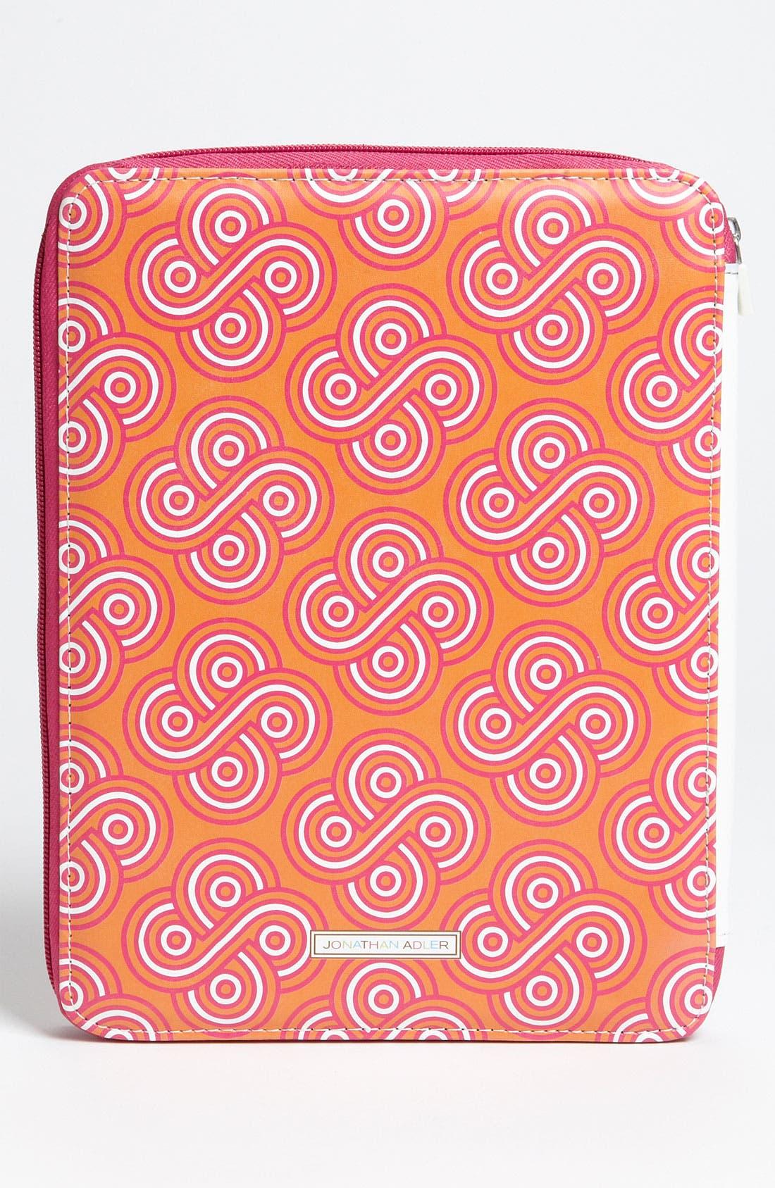 JONATHAN ADLER,                             'Gothic Rose' iPad Case,                             Alternate thumbnail 2, color,                             840