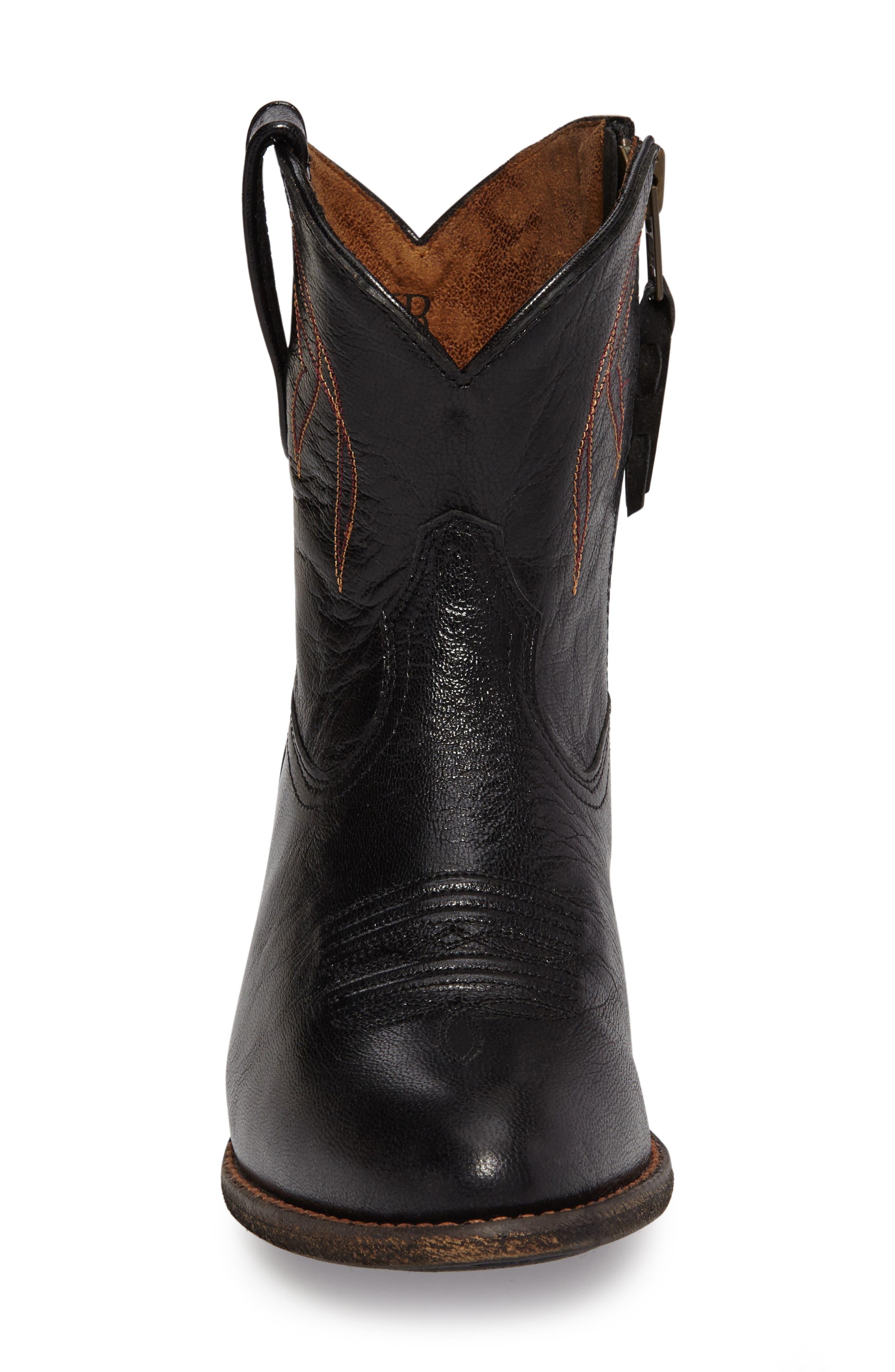 Darlin Short Western Boot,                             Alternate thumbnail 18, color,