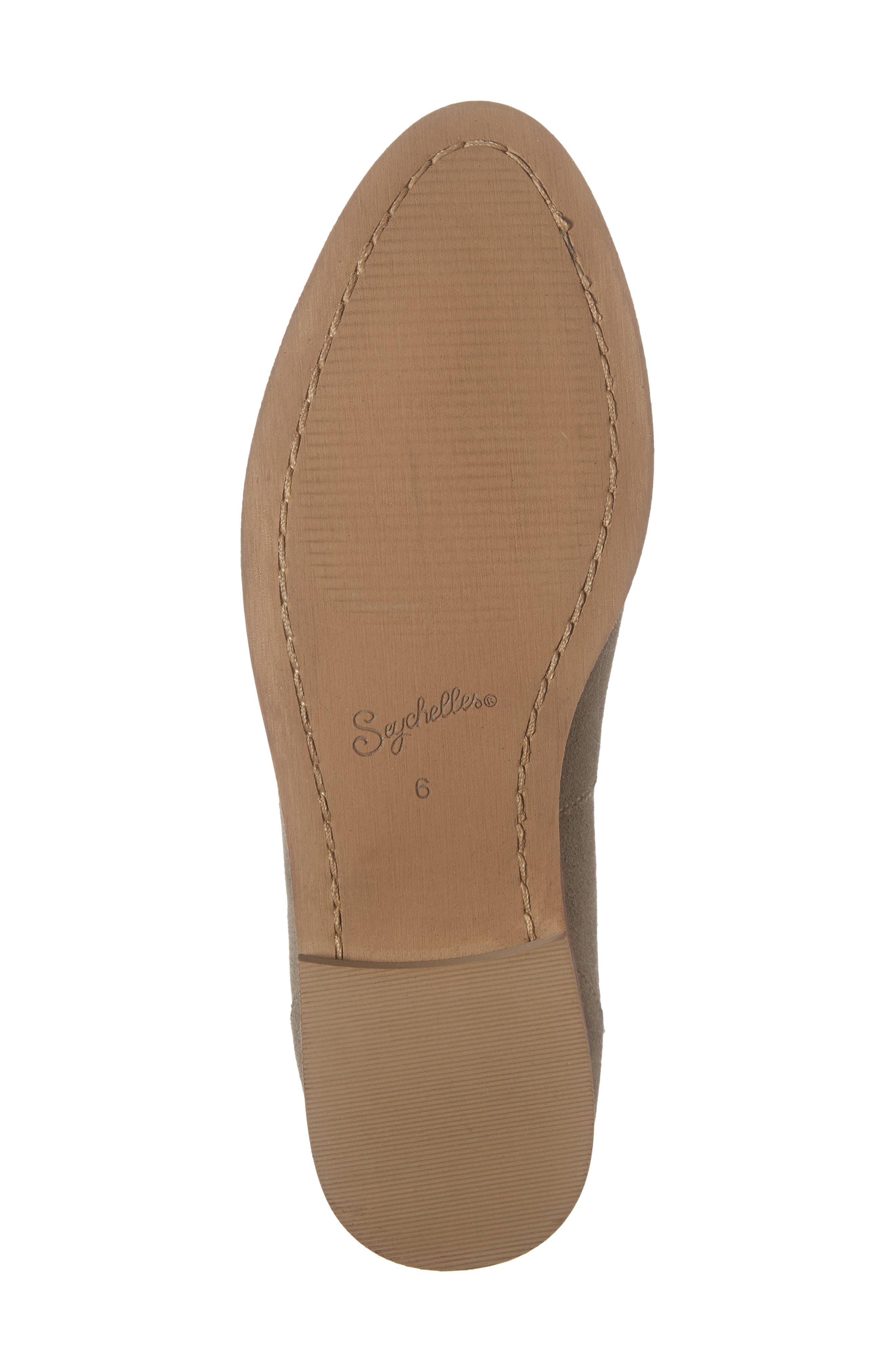 Revolution Loafer,                             Alternate thumbnail 6, color,                             TAUPE SUEDE