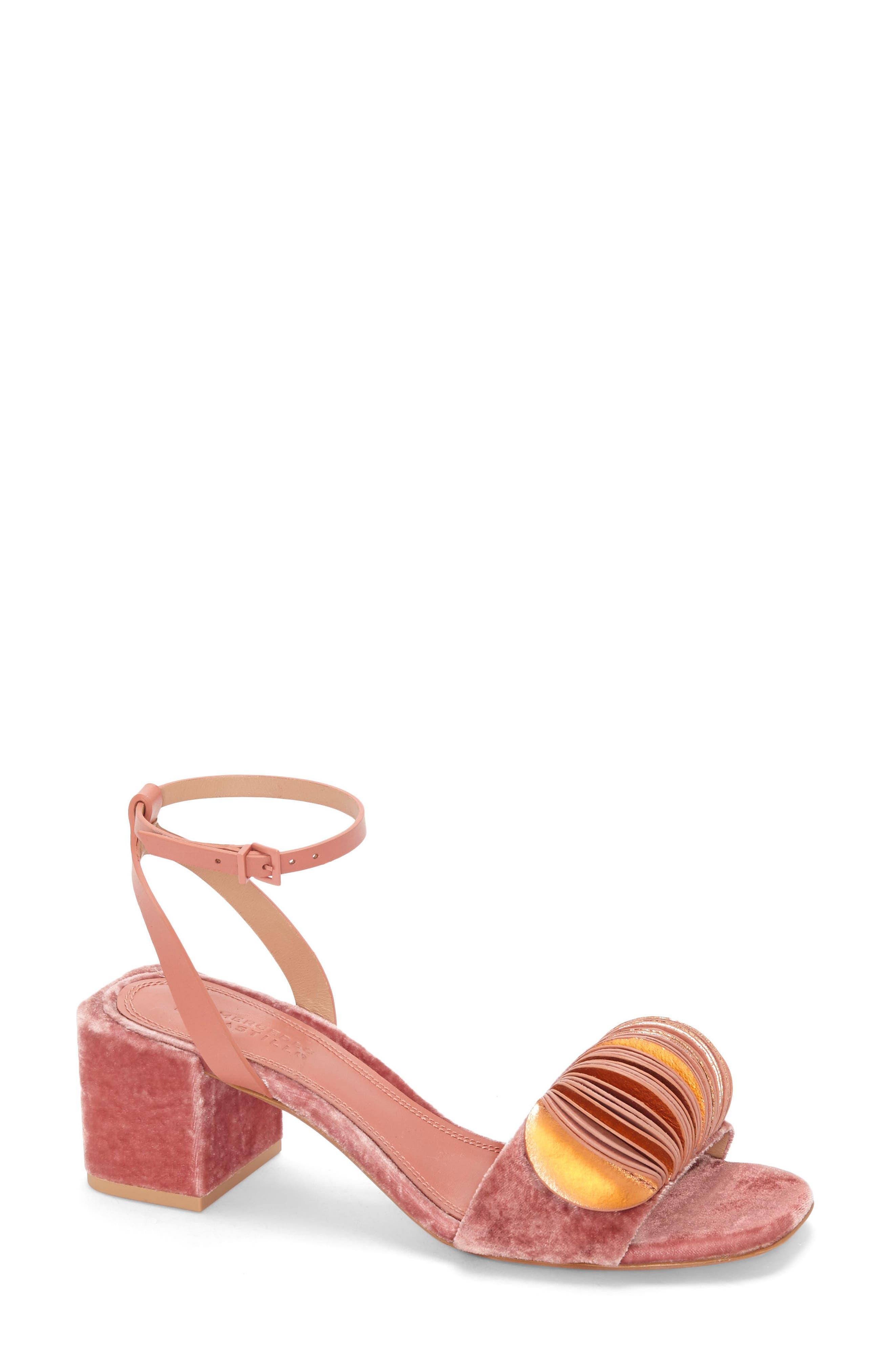 Riza Block Heel Sandal,                             Main thumbnail 2, color,