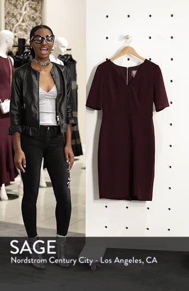 Scuba Crepe Dress, sales video thumbnail