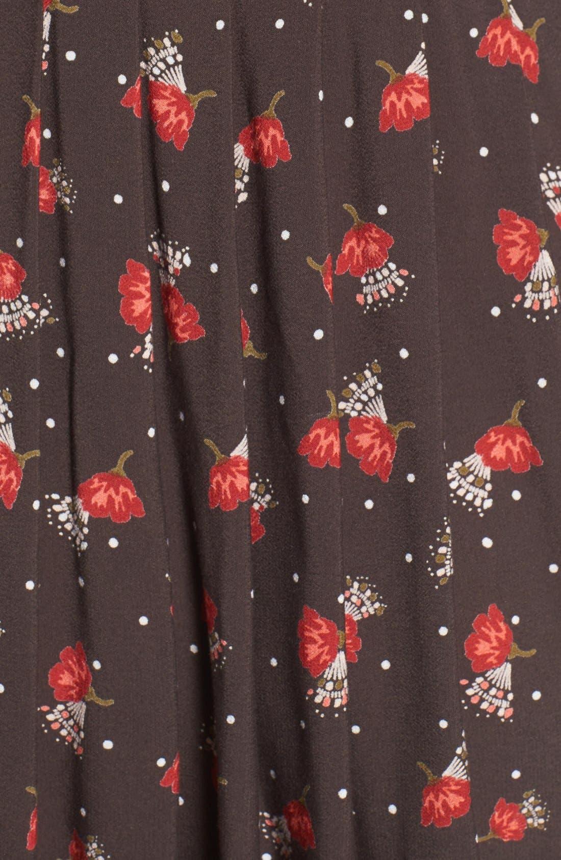 'Tegan' Minidress,                             Alternate thumbnail 6, color,                             019
