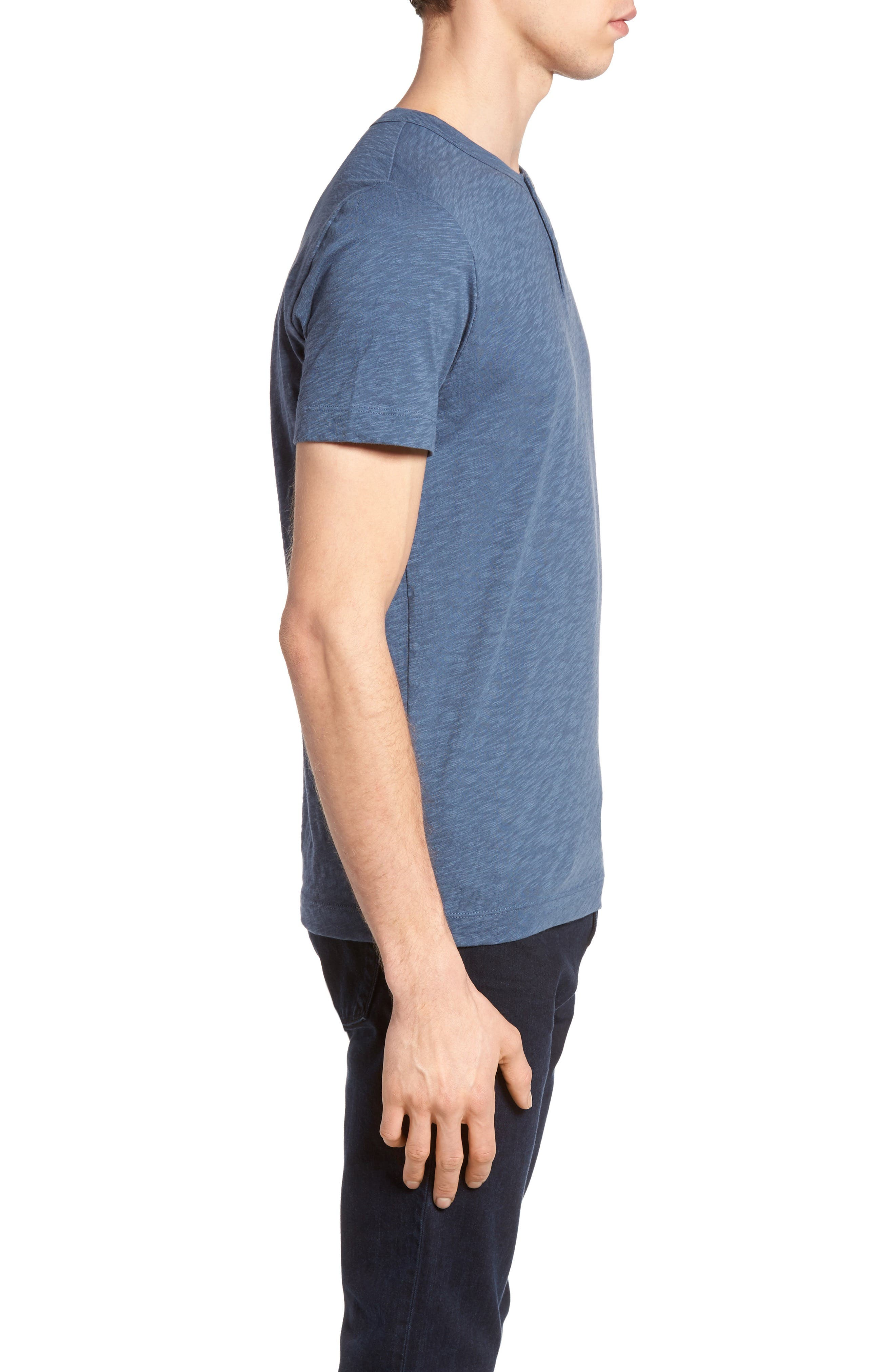 Gaskell Henley T-Shirt,                             Alternate thumbnail 20, color,