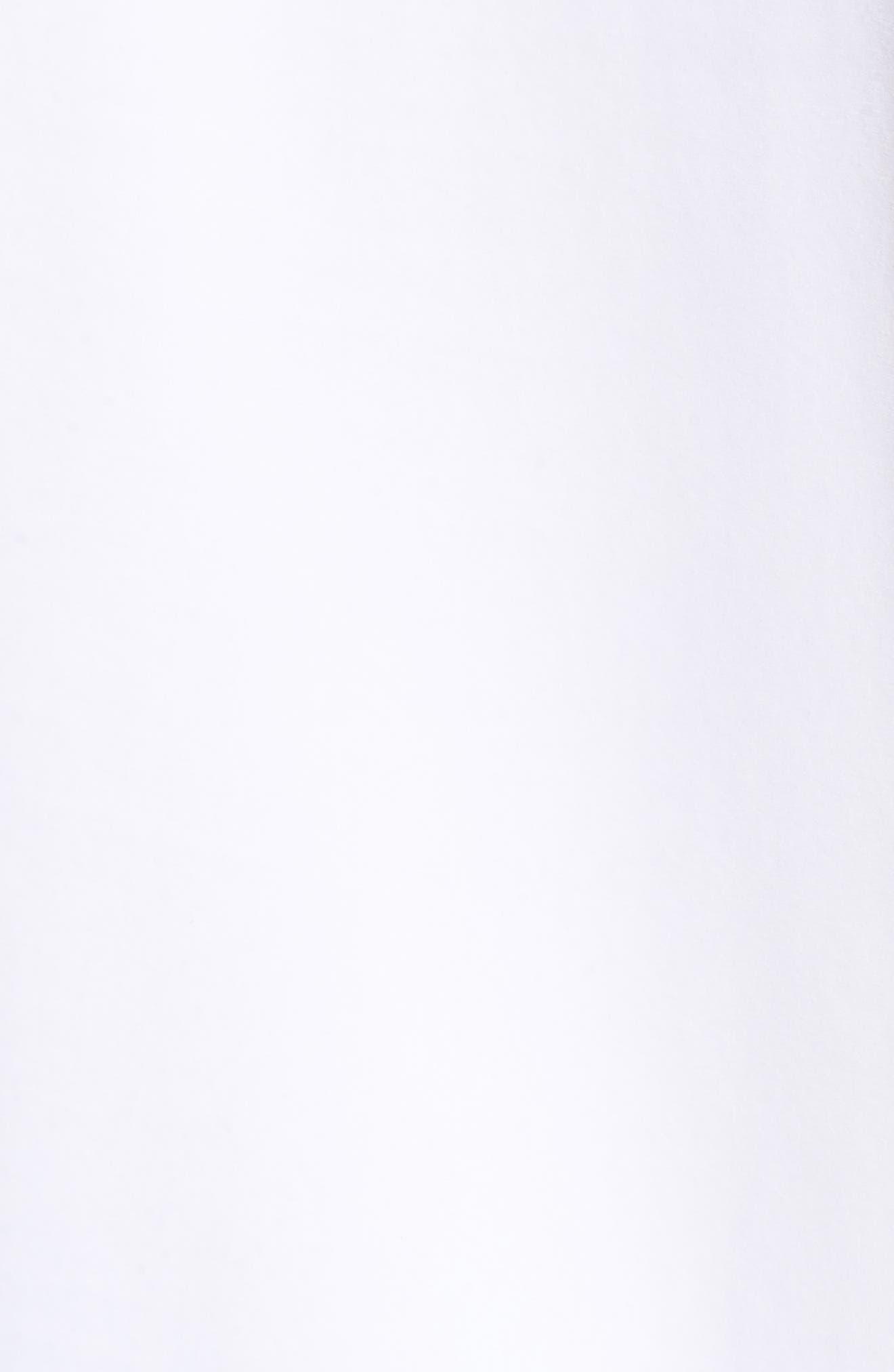 Asher Velour Hoodie Sweatshirt,                             Alternate thumbnail 5, color,                             100