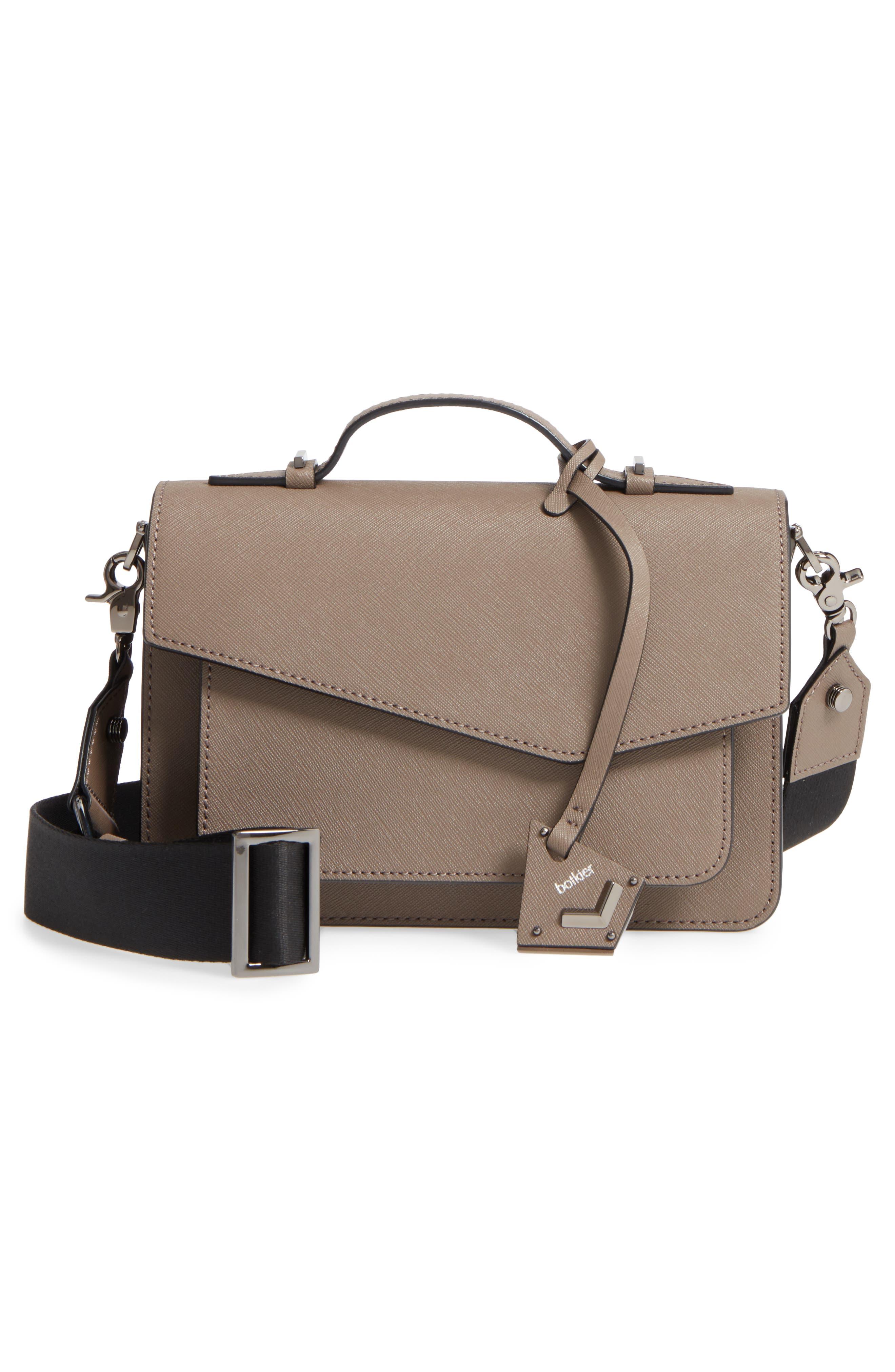 Cobble Hill Leather Crossbody Bag,                             Alternate thumbnail 59, color,