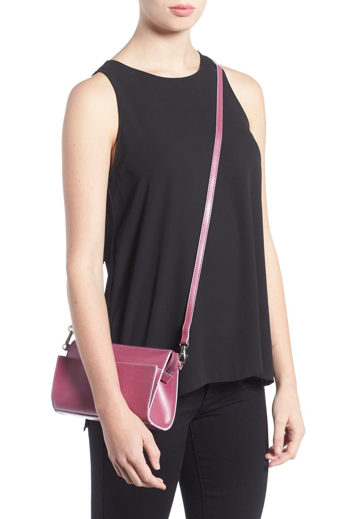 Lodis'Audrey Collection -Vicky' ConvertibleCrossbody Bag,                             Alternate thumbnail 32, color,