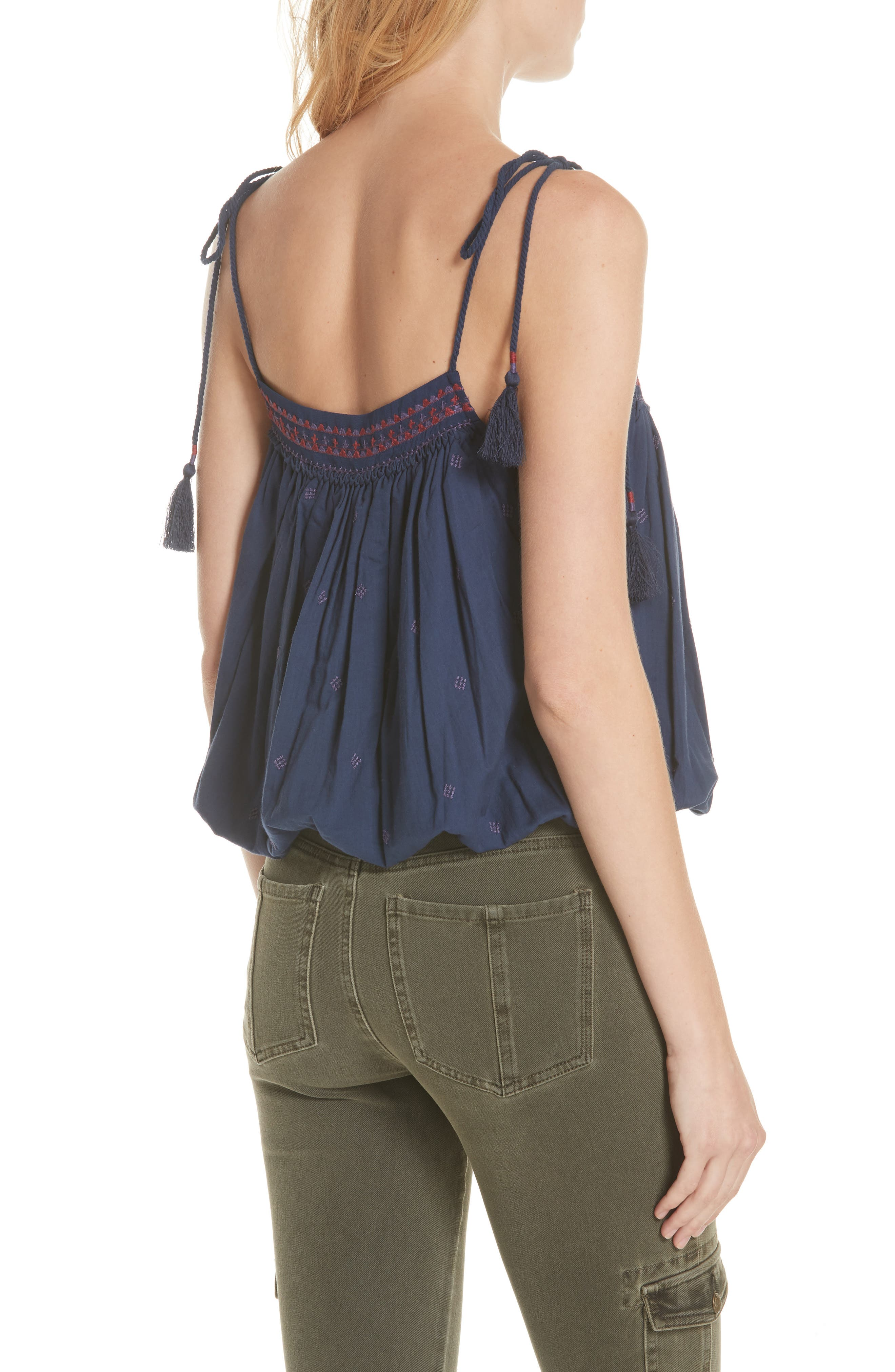 Eternal Love Embroidered Top,                             Alternate thumbnail 2, color,                             400
