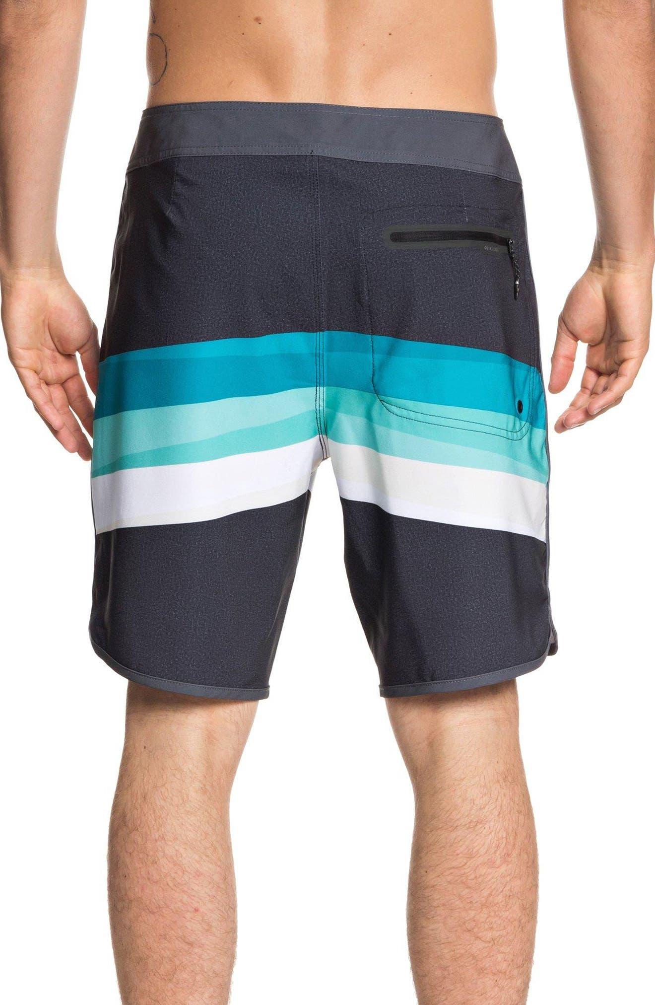 QUIKSILVER,                             Highline Reverse Board Shorts,                             Alternate thumbnail 2, color,                             002