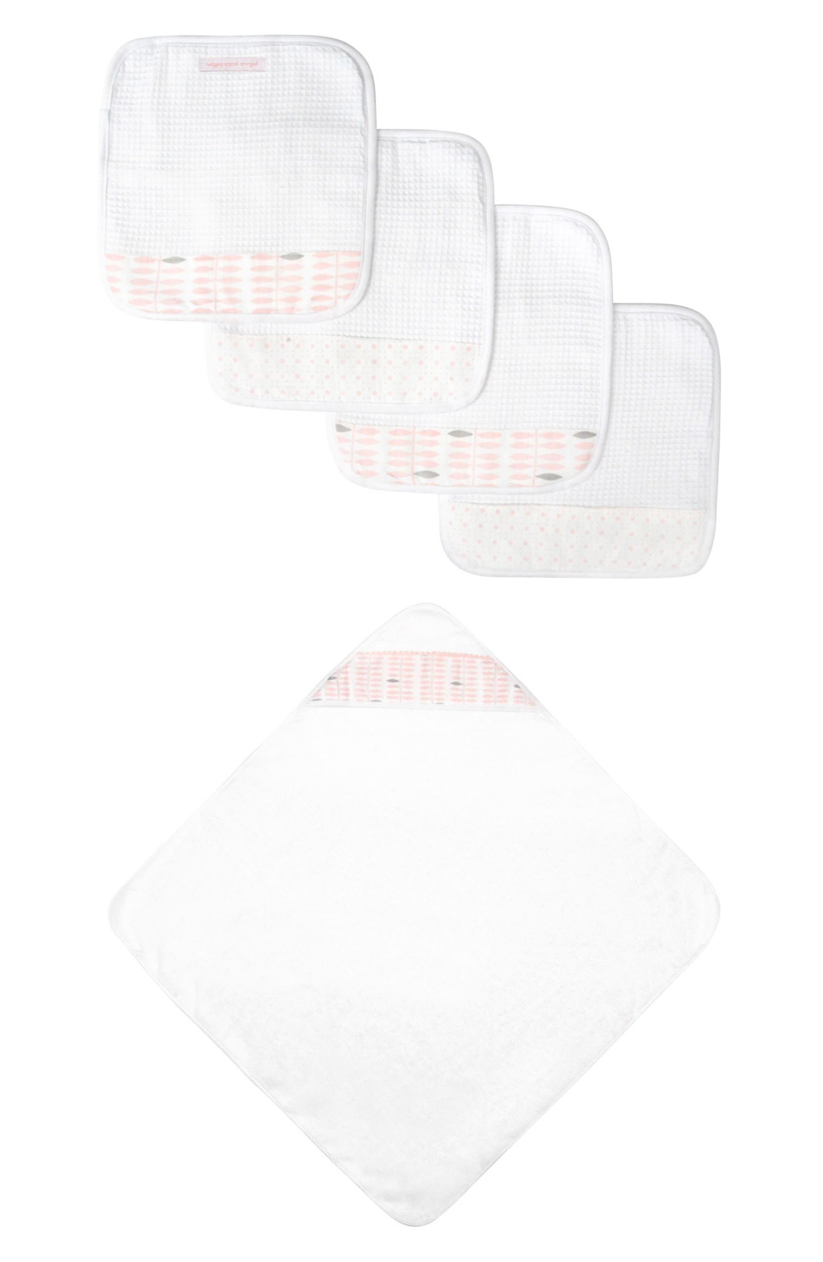 5-Piece Towel & Washcloth Set,                             Main thumbnail 2, color,
