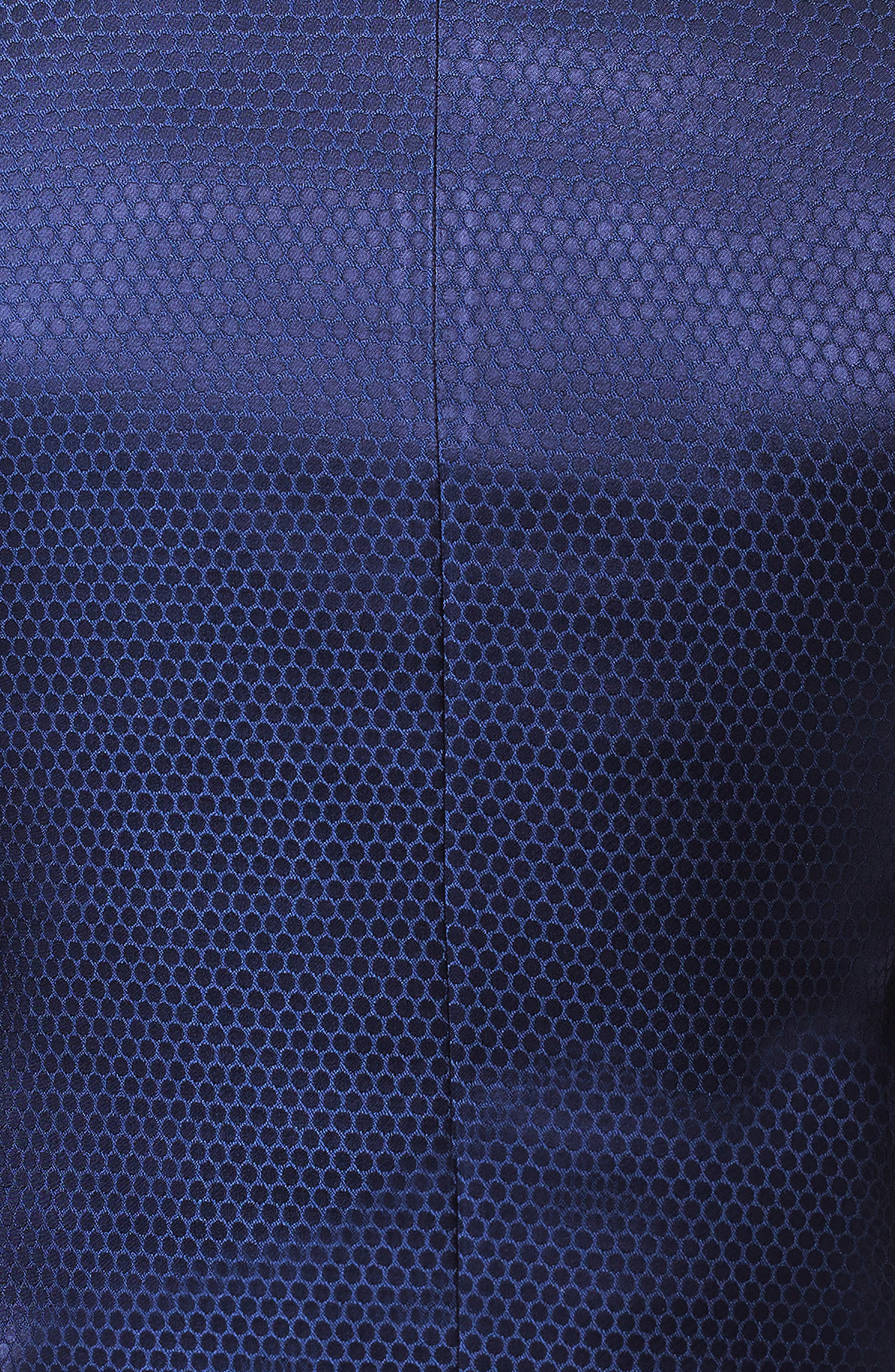 Beethoven Honeycomb Jacquard Blazer,                             Alternate thumbnail 4, color,                             420