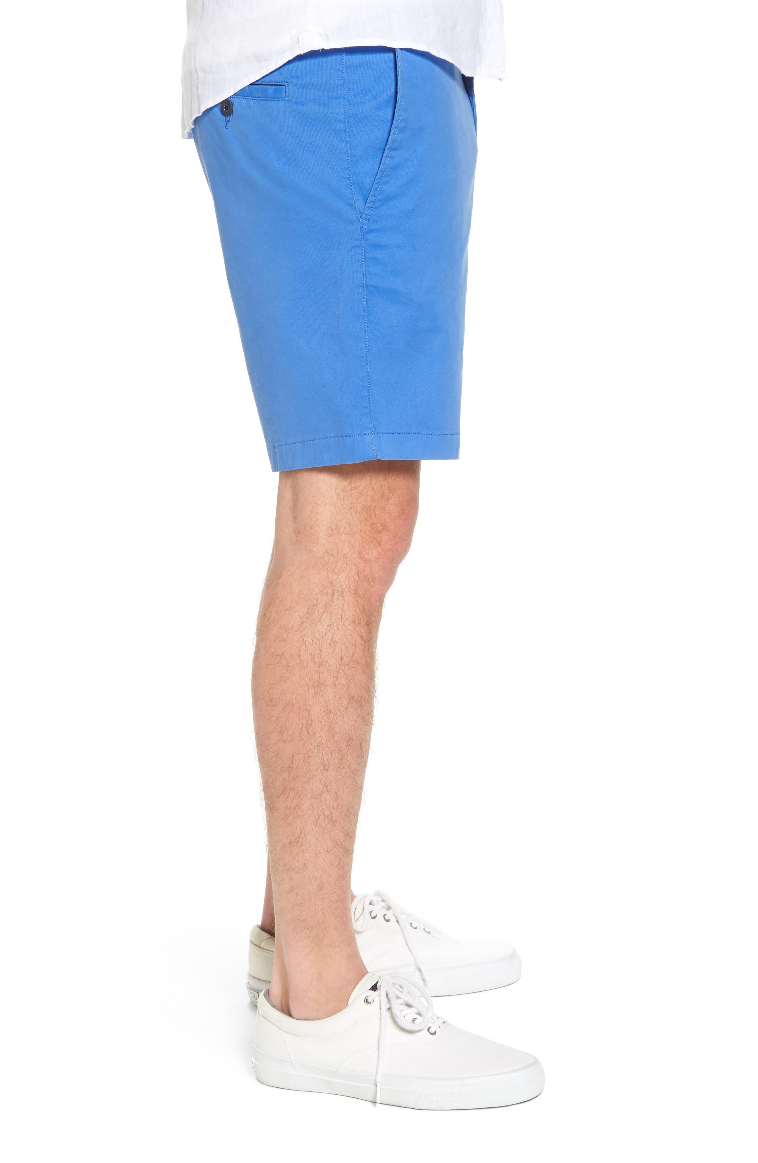 Ballard Slim Fit Stretch Chino 9-Inch Shorts,                             Alternate thumbnail 33, color,