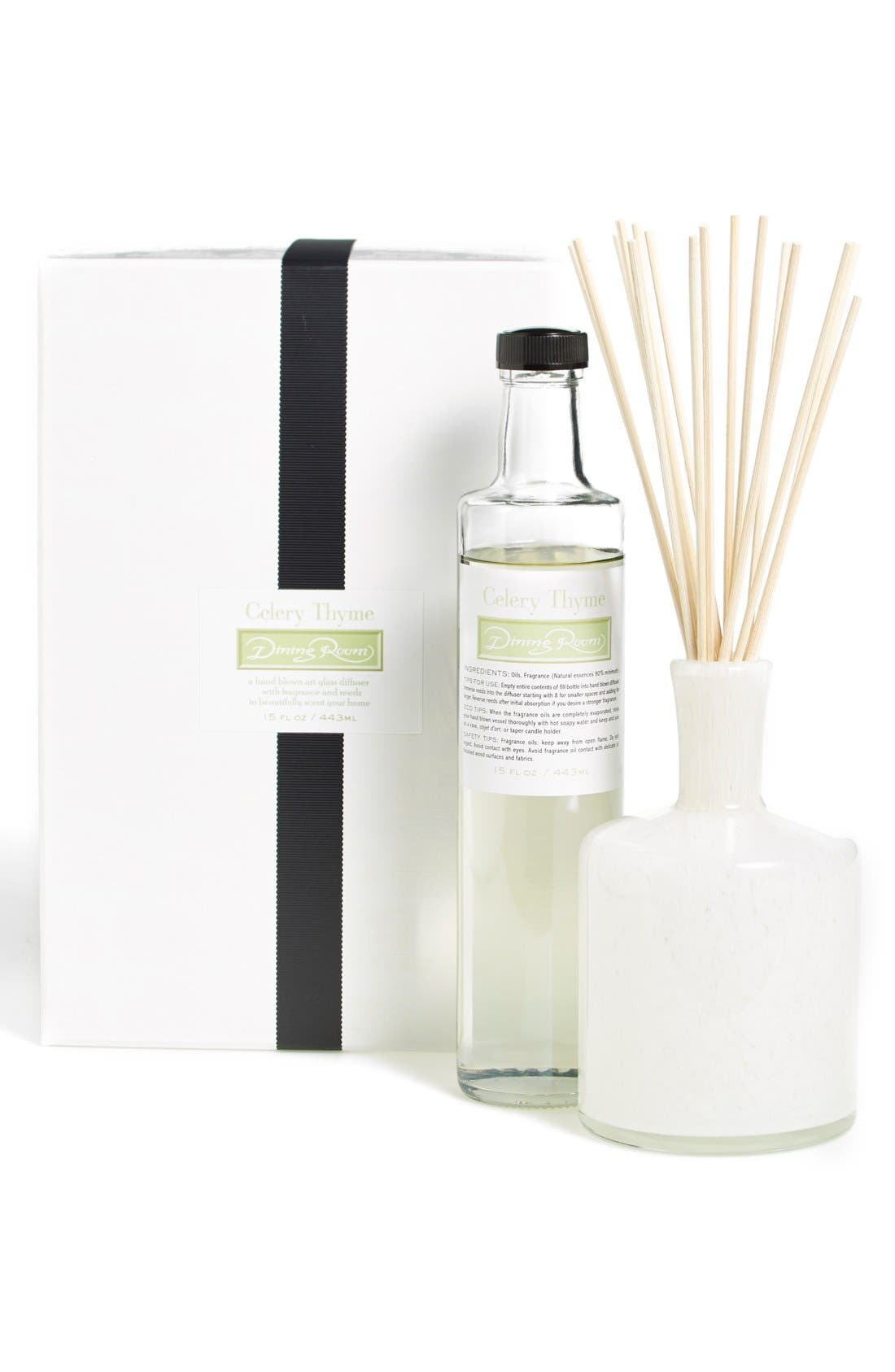 'Celery Thyme - Dining Room' Fragrance Diffuser,                             Alternate thumbnail 2, color,                             NO COLOR