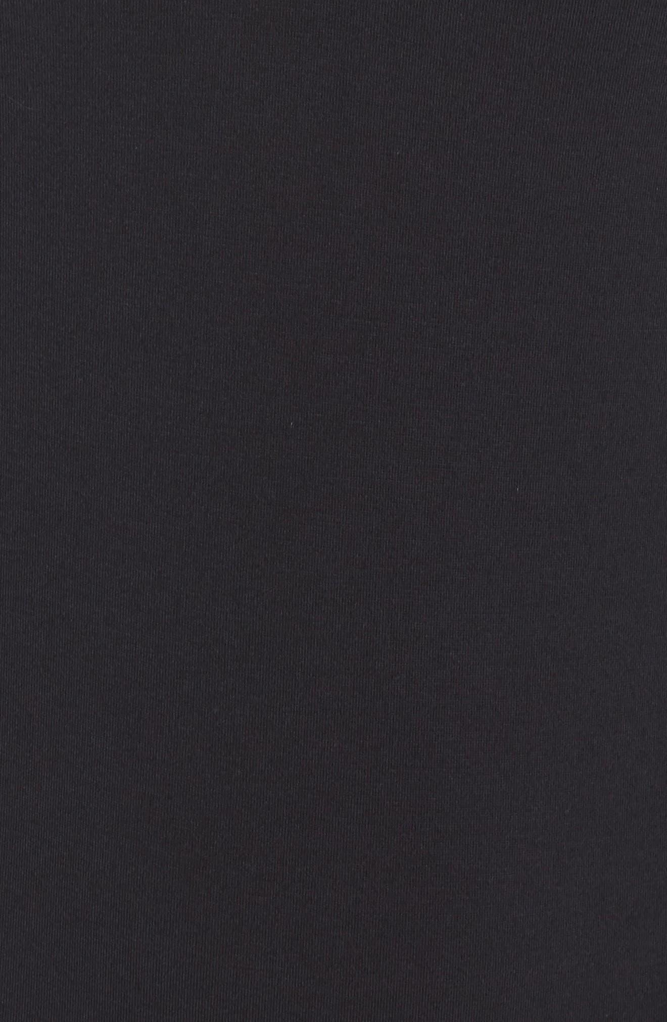 Modal Bodysuit,                             Alternate thumbnail 5, color,                             001