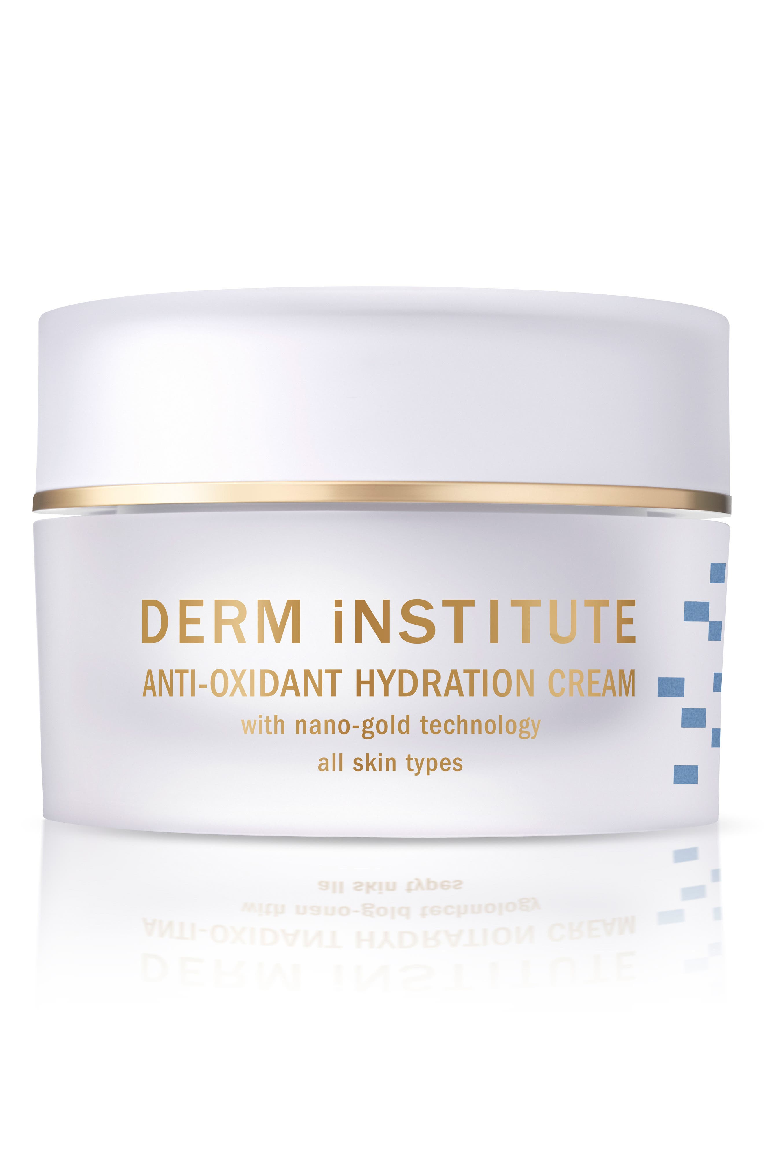 SPACE.NK.apothecary Derm Institute Anti-Oxidant Hydration Cream,                             Main thumbnail 1, color,                             NO COLOR