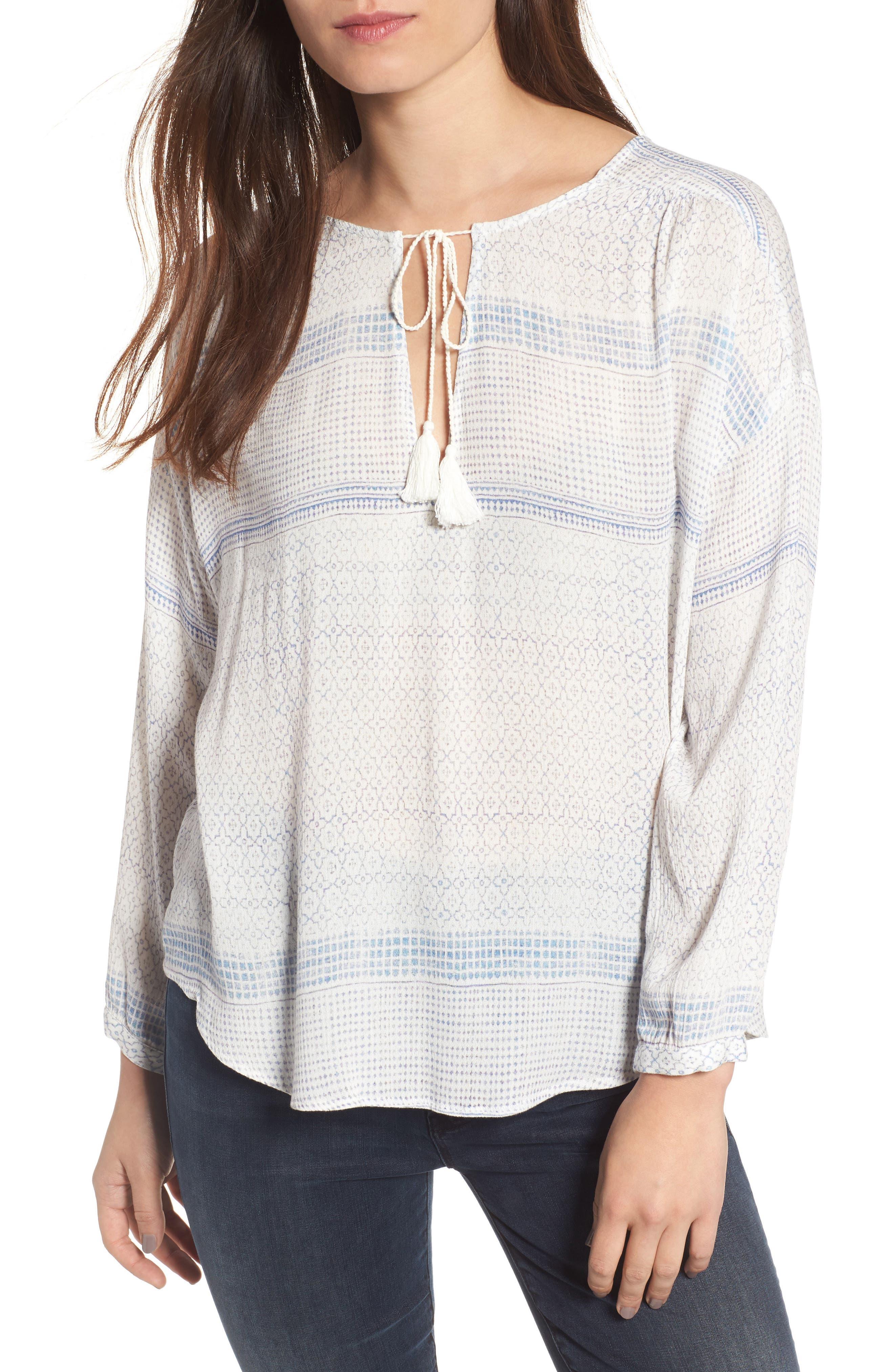 Celeste Stripe Top,                         Main,                         color, 181