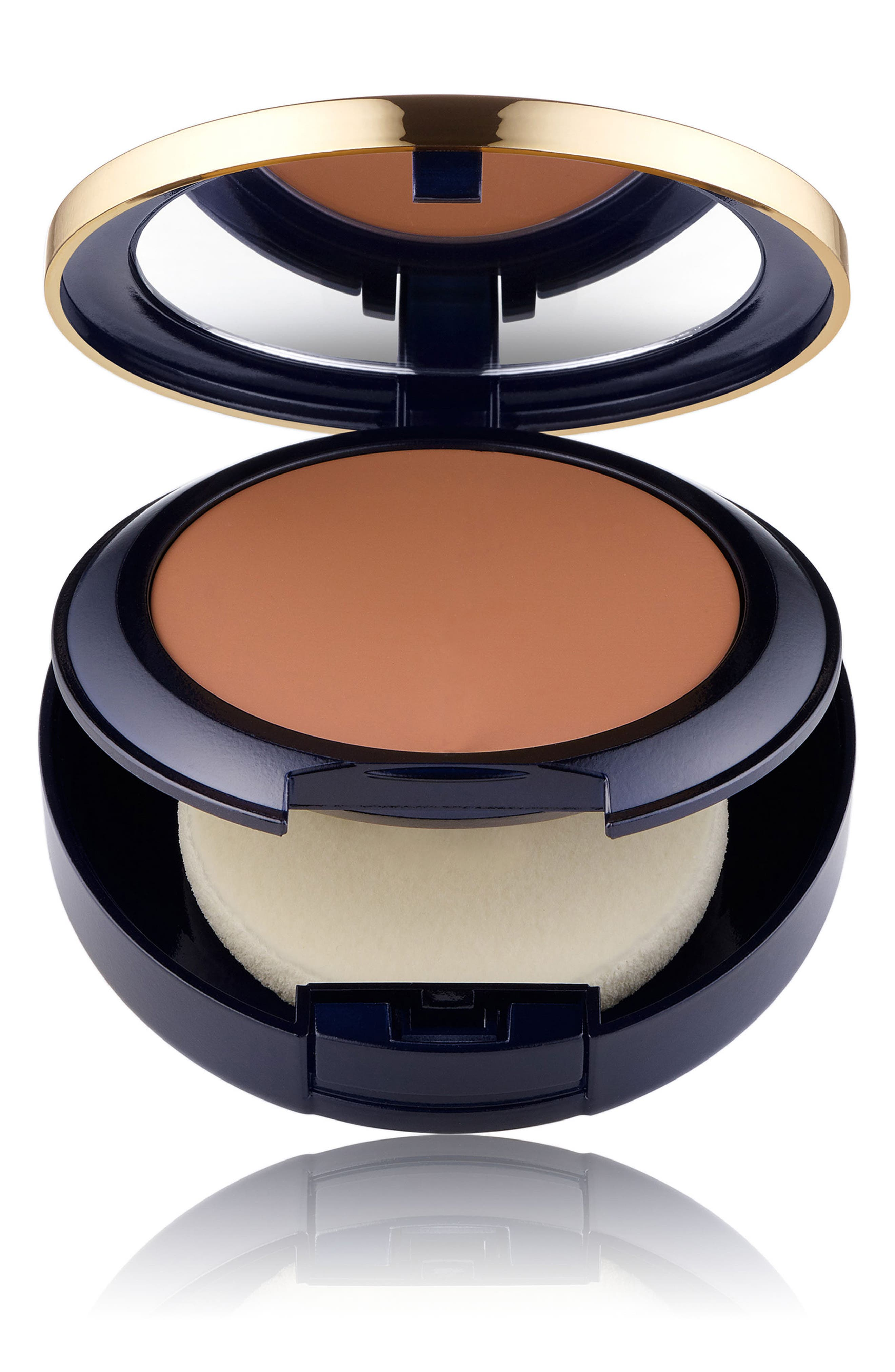 Estee Lauder Double Wear Stay In Place Matte Powder Foundation - 7C1 Rich Mahogany