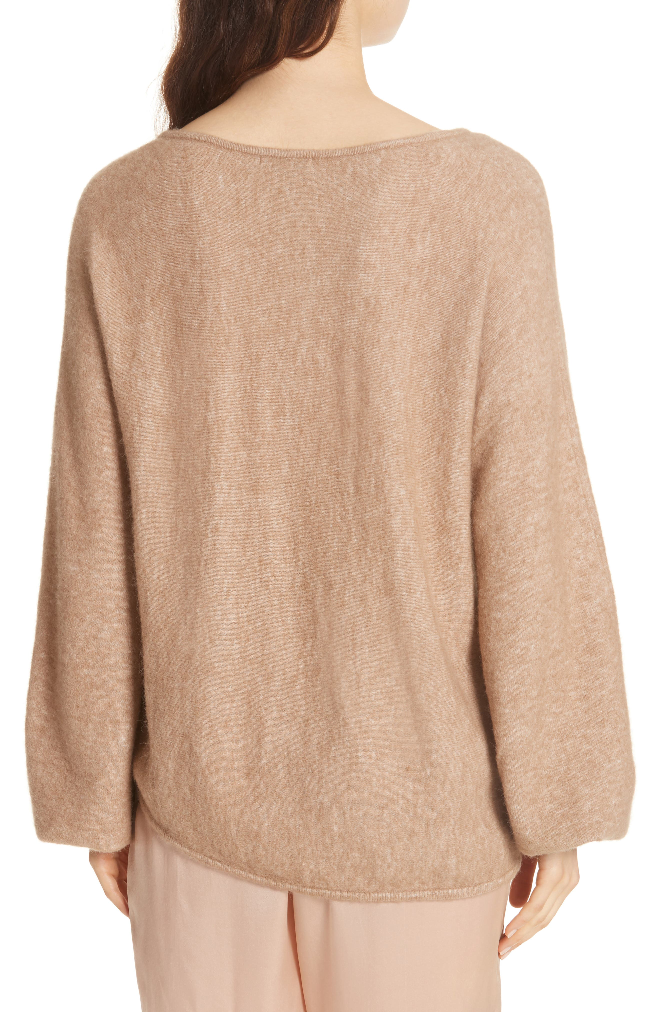 Meridien Sweater,                             Alternate thumbnail 2, color,                             CAMEL